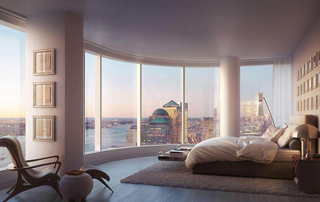 50 West bedroom