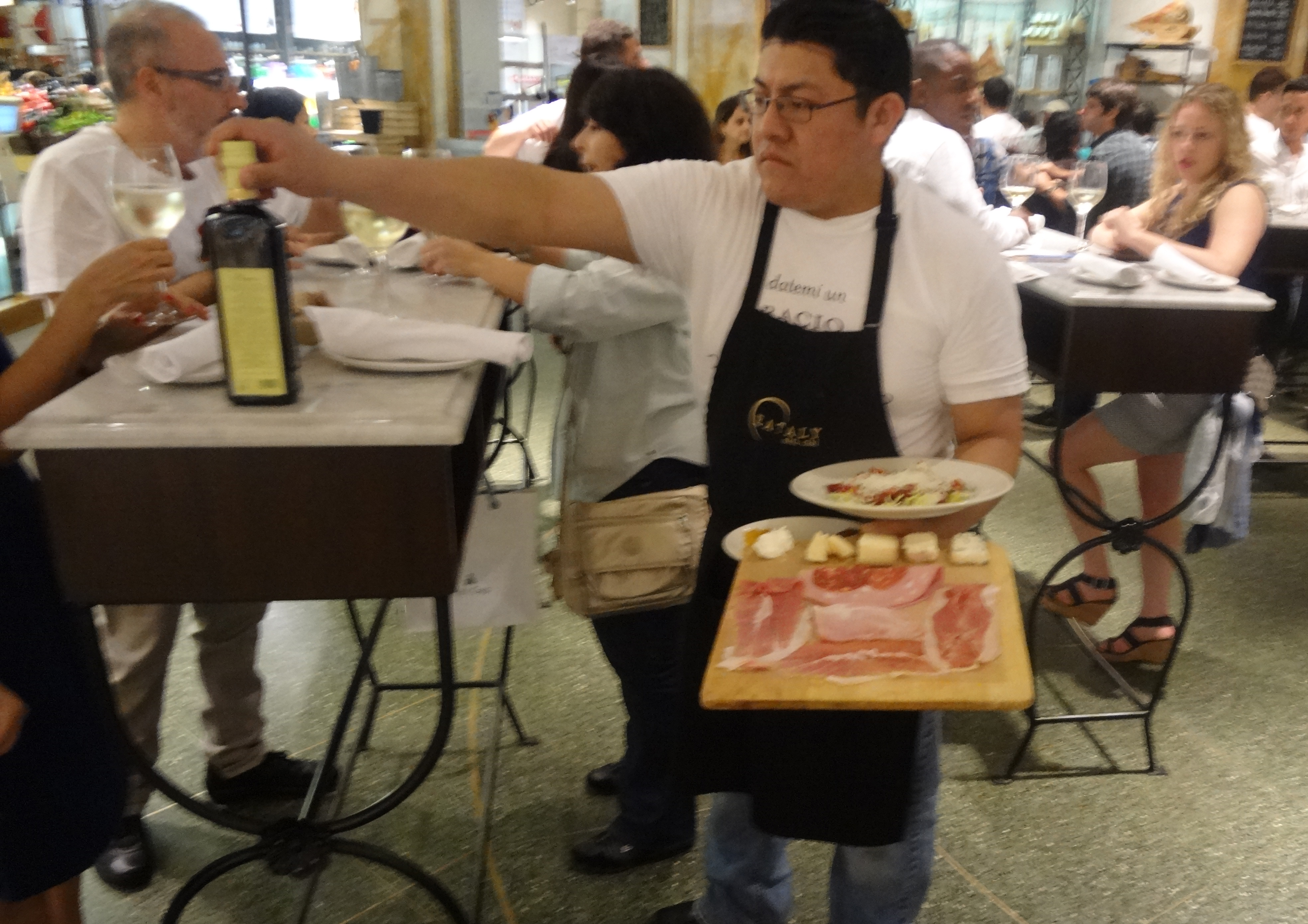 Eataly Priscuitto
