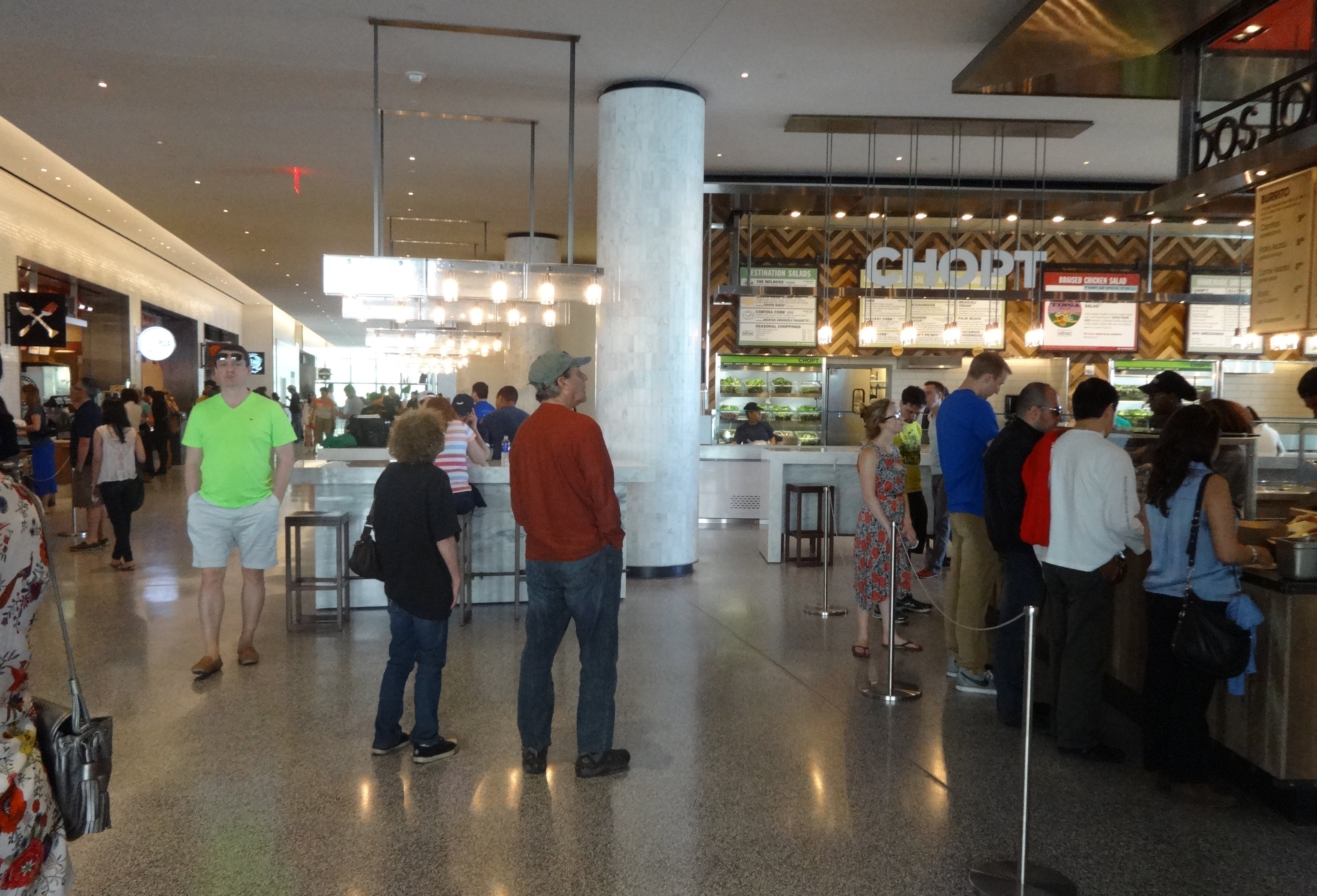 Hudson Eats Demand For Hudson Eats Is Off The Charts  Batterypark.tv We Inform