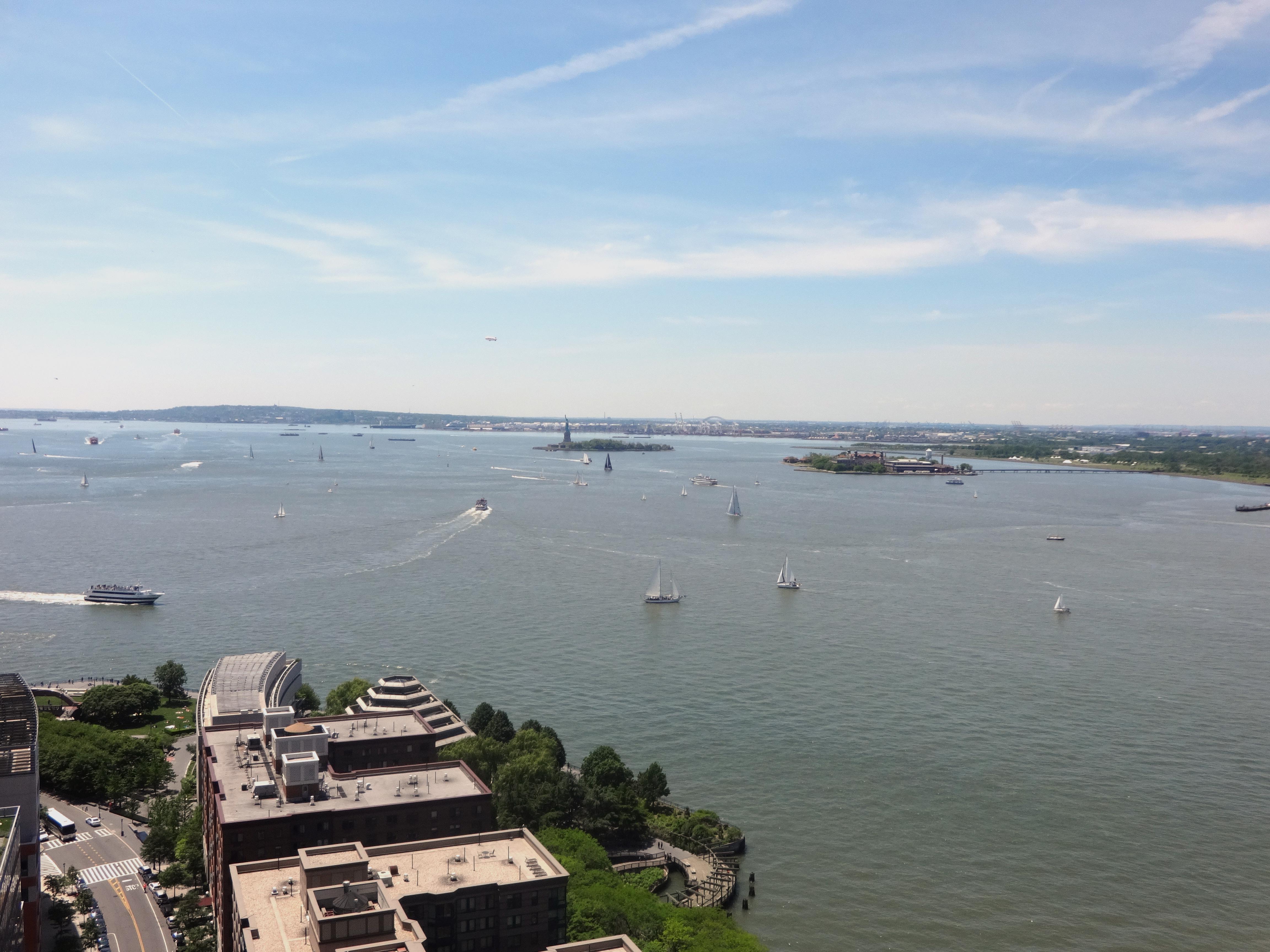 New York Harbor 6-1-2014