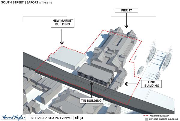 SHoP Seaport plans