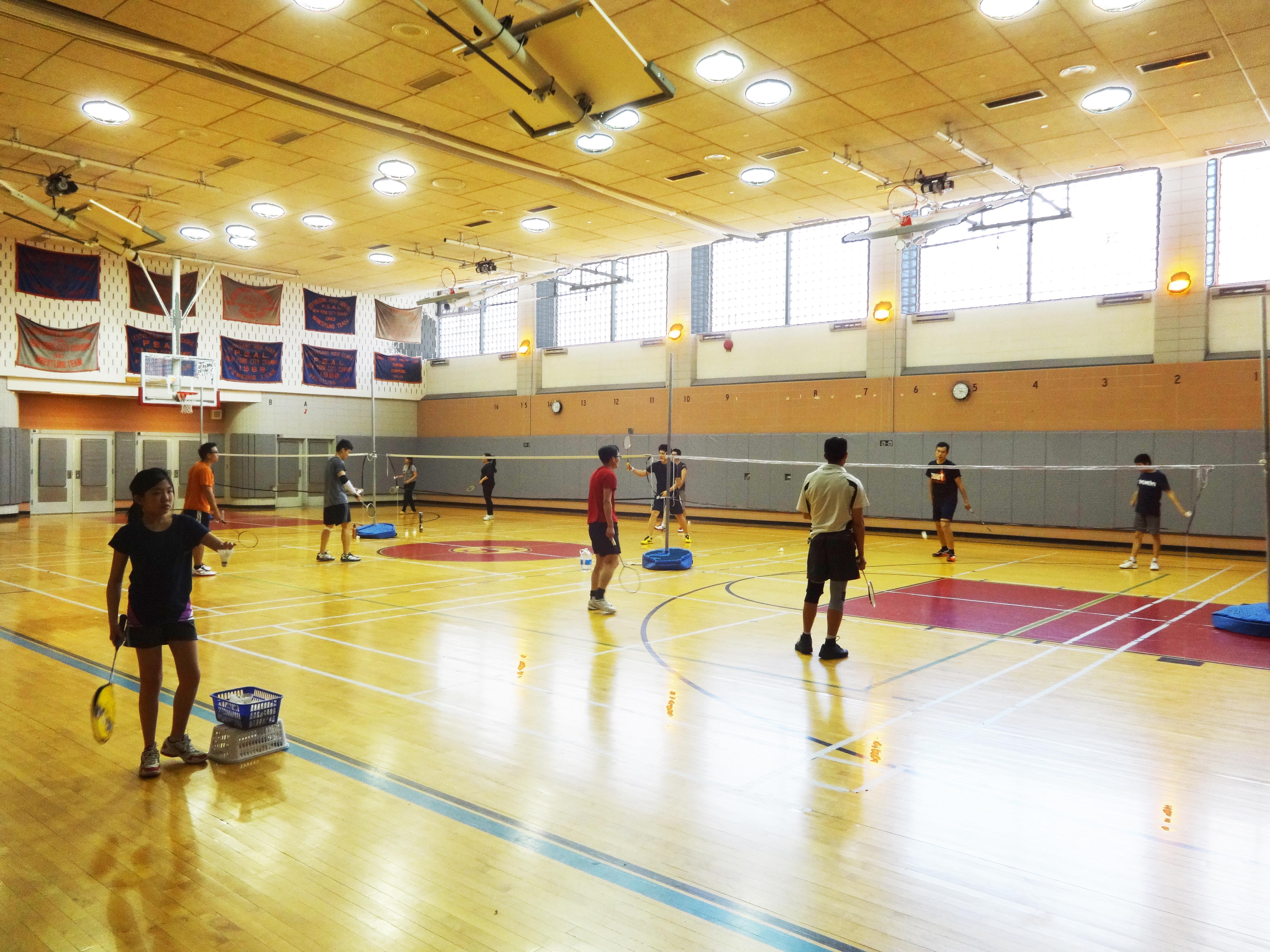 Stuyvesant main gym