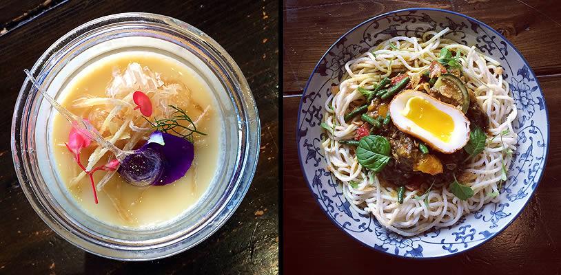 Yunnan kitchen entree