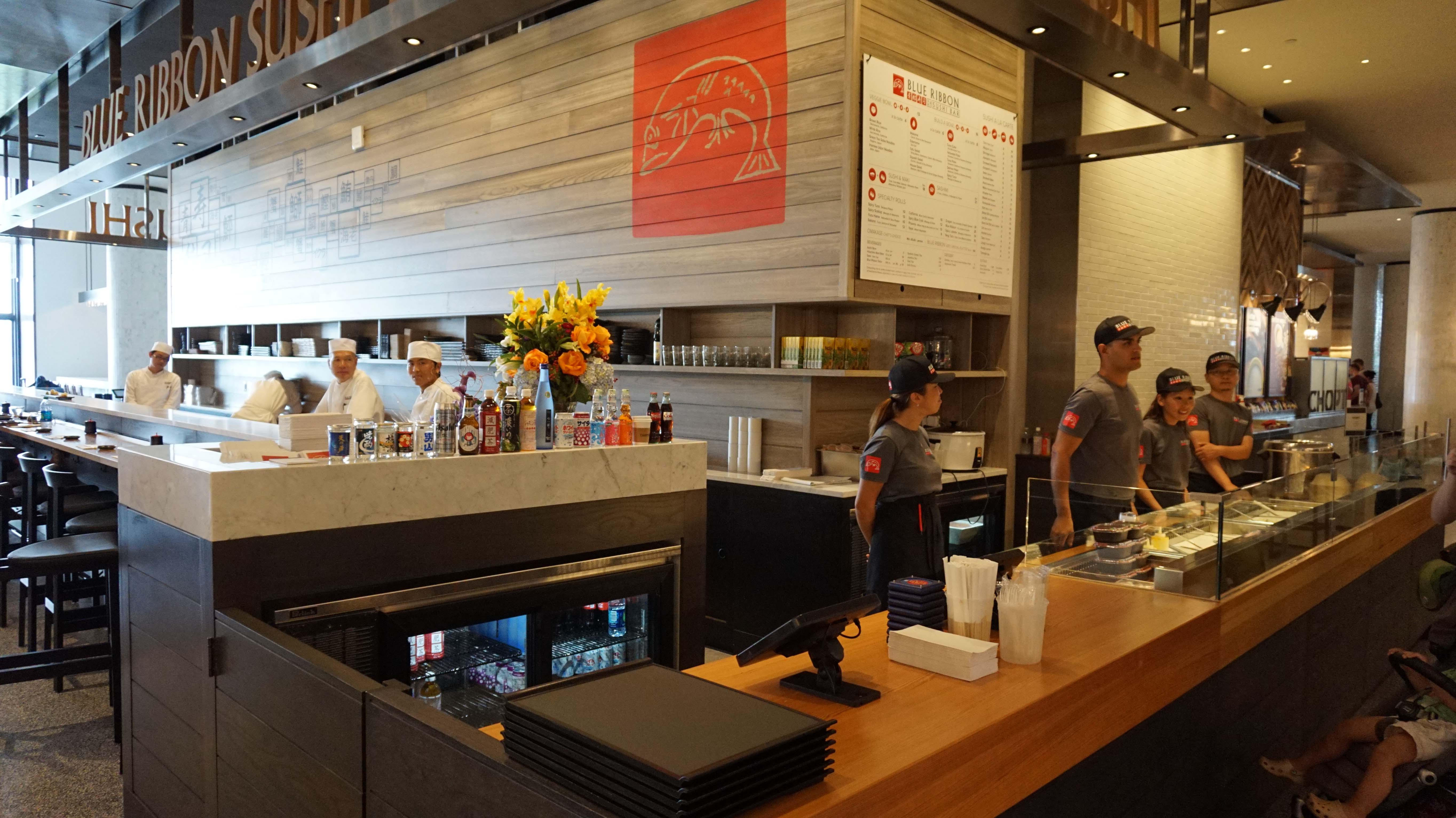 Hudson Eats Blue Ribbon Sushi Finally A Restaurant Arrives At Hudson Eats