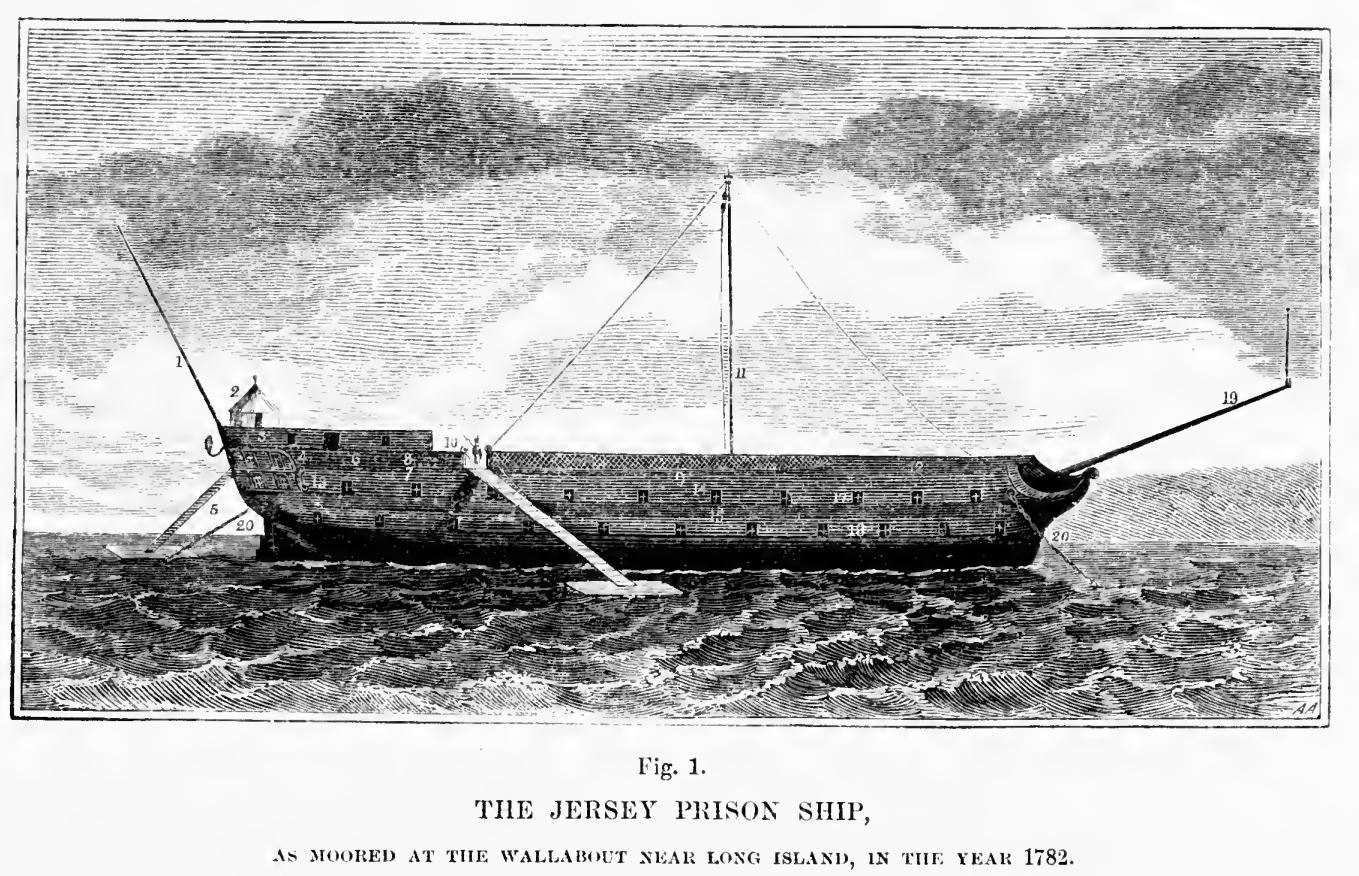HMS_Jersey_Prison_Ship_1782