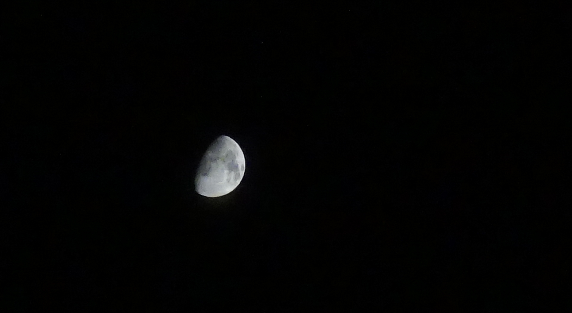 First moon photo cropped 8-7-2014