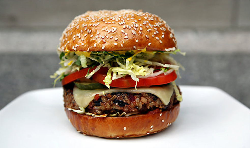 Hillstone hamburger