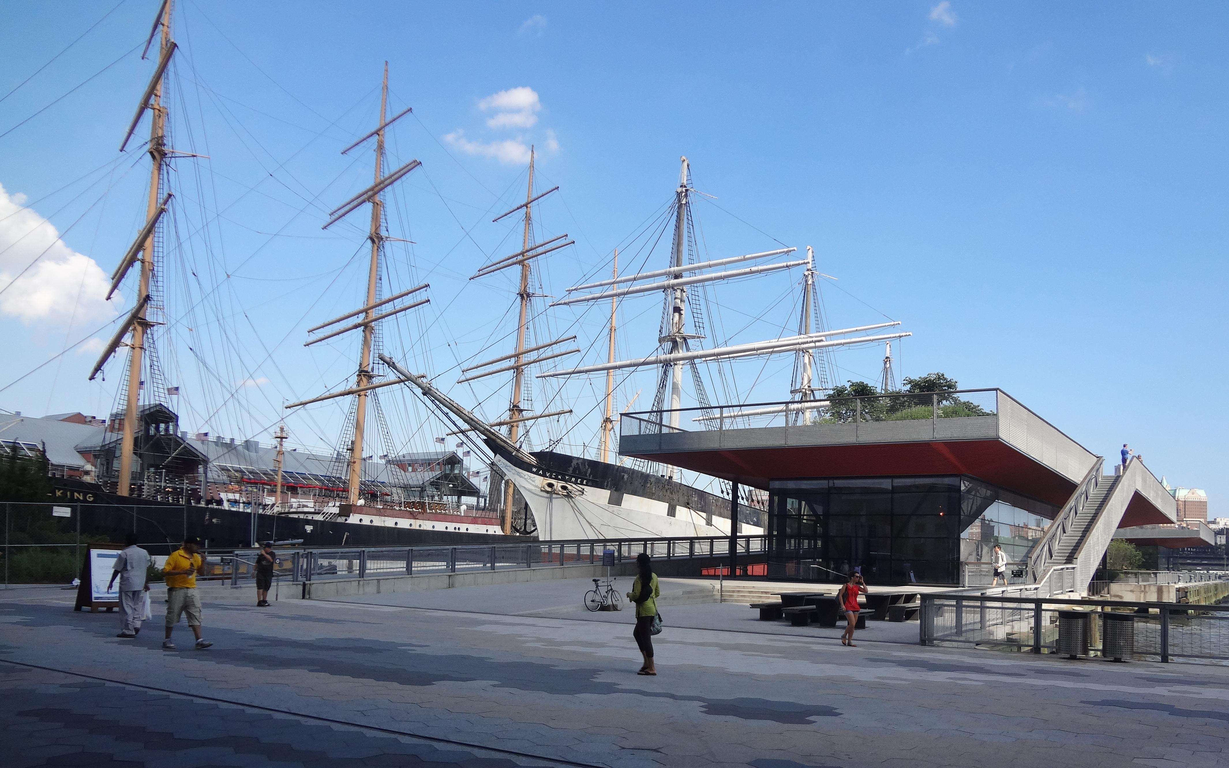 Pier 15 front