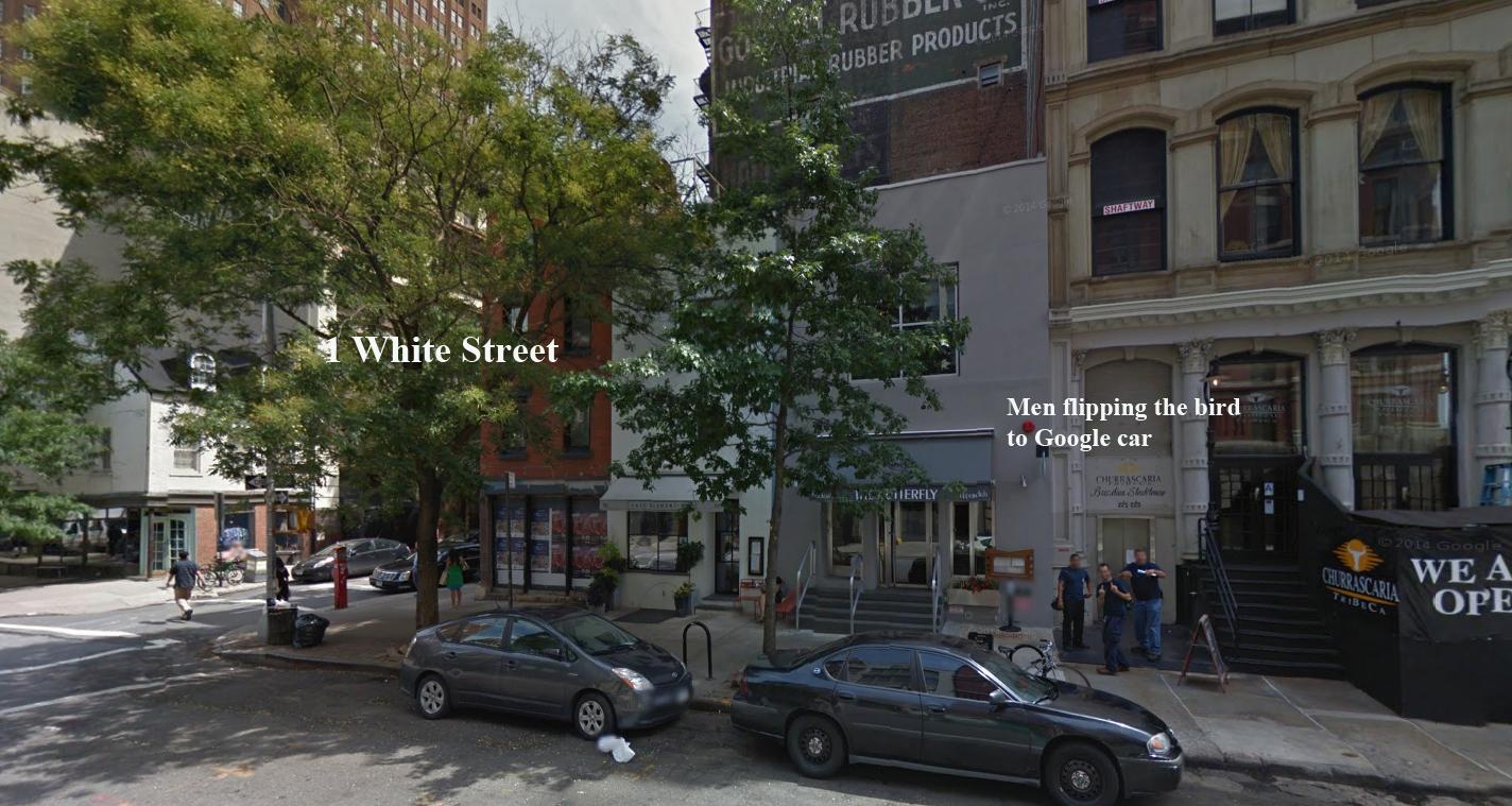 1 White Street