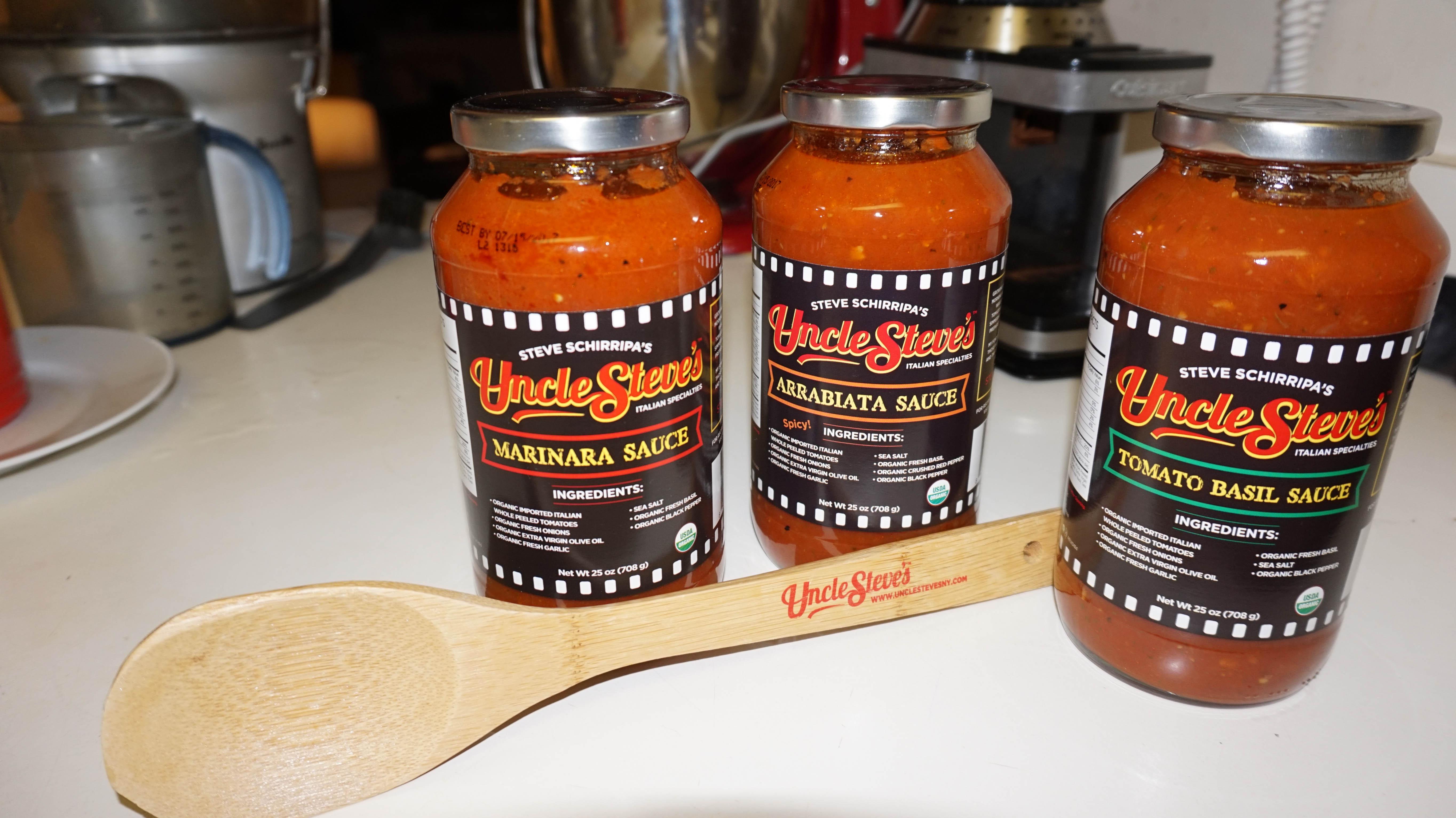Uncle Steves sauces