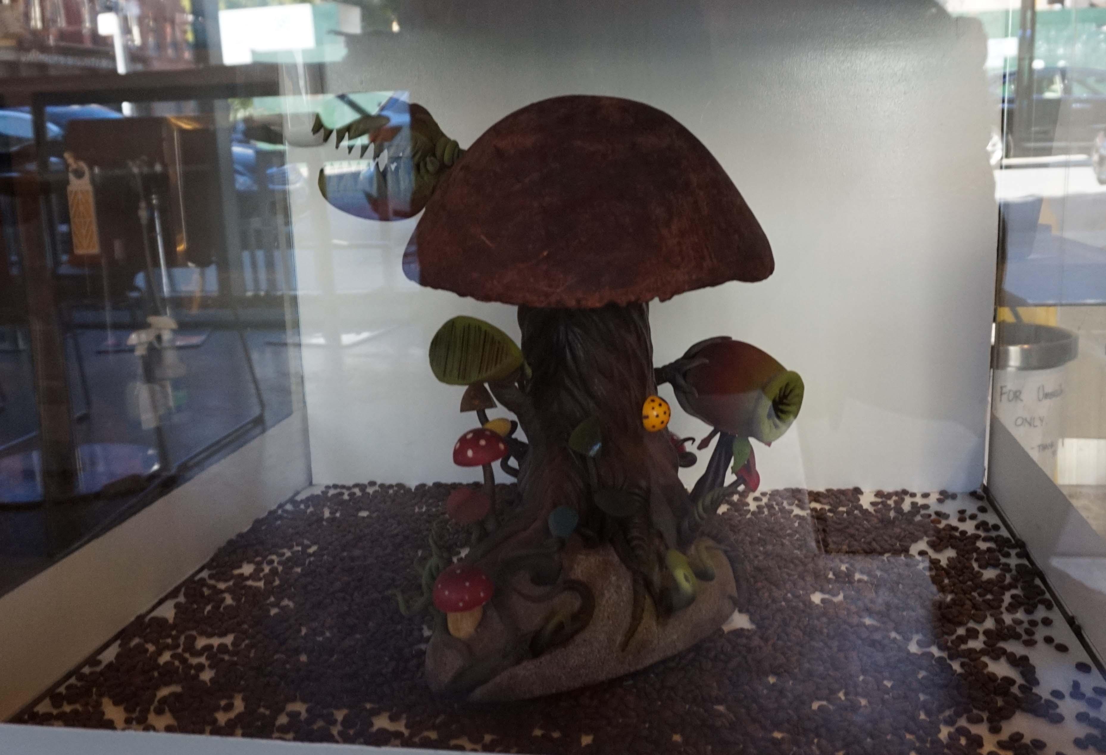 FIKA mushroom