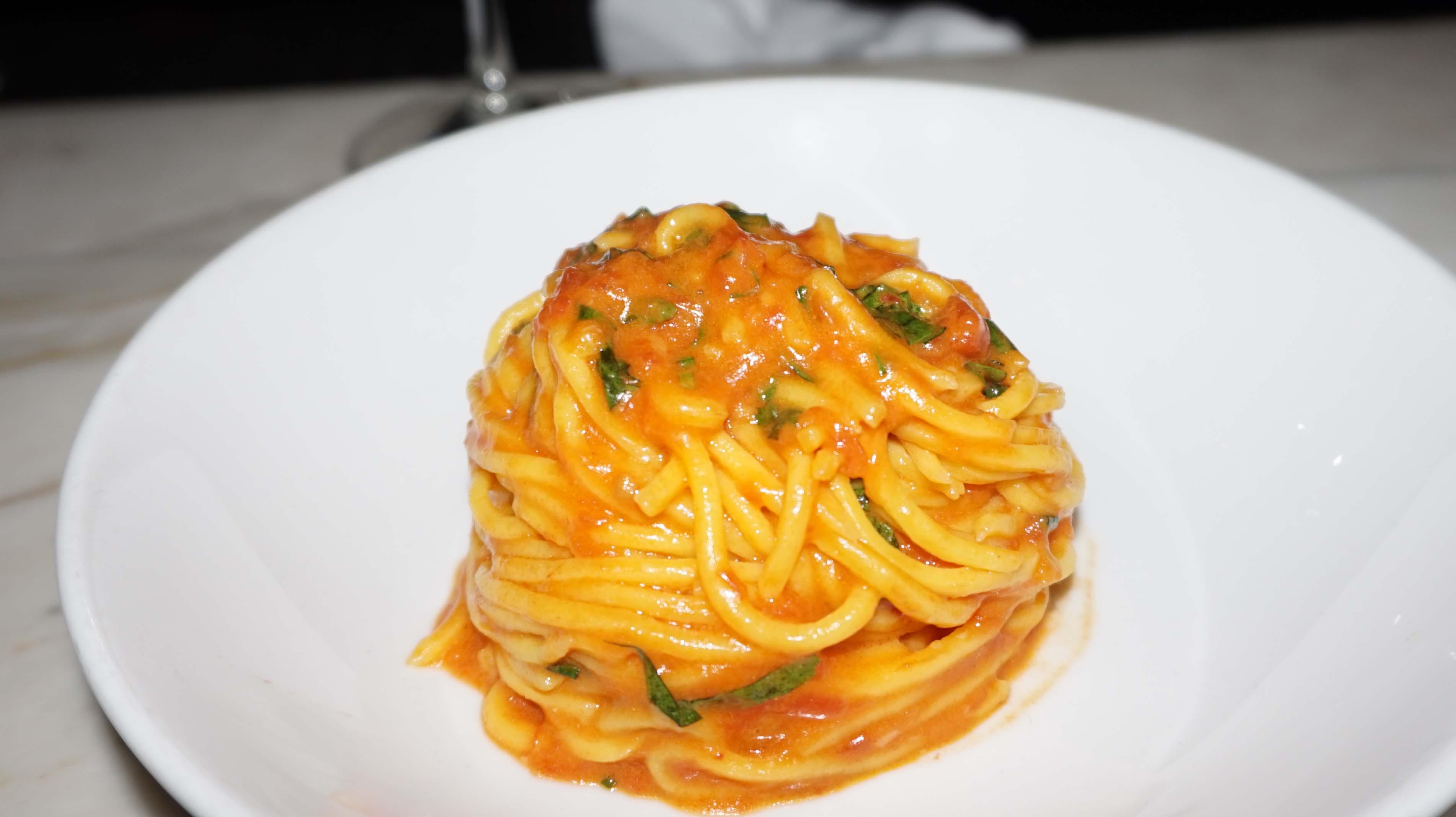 Scarpatta spaghetti