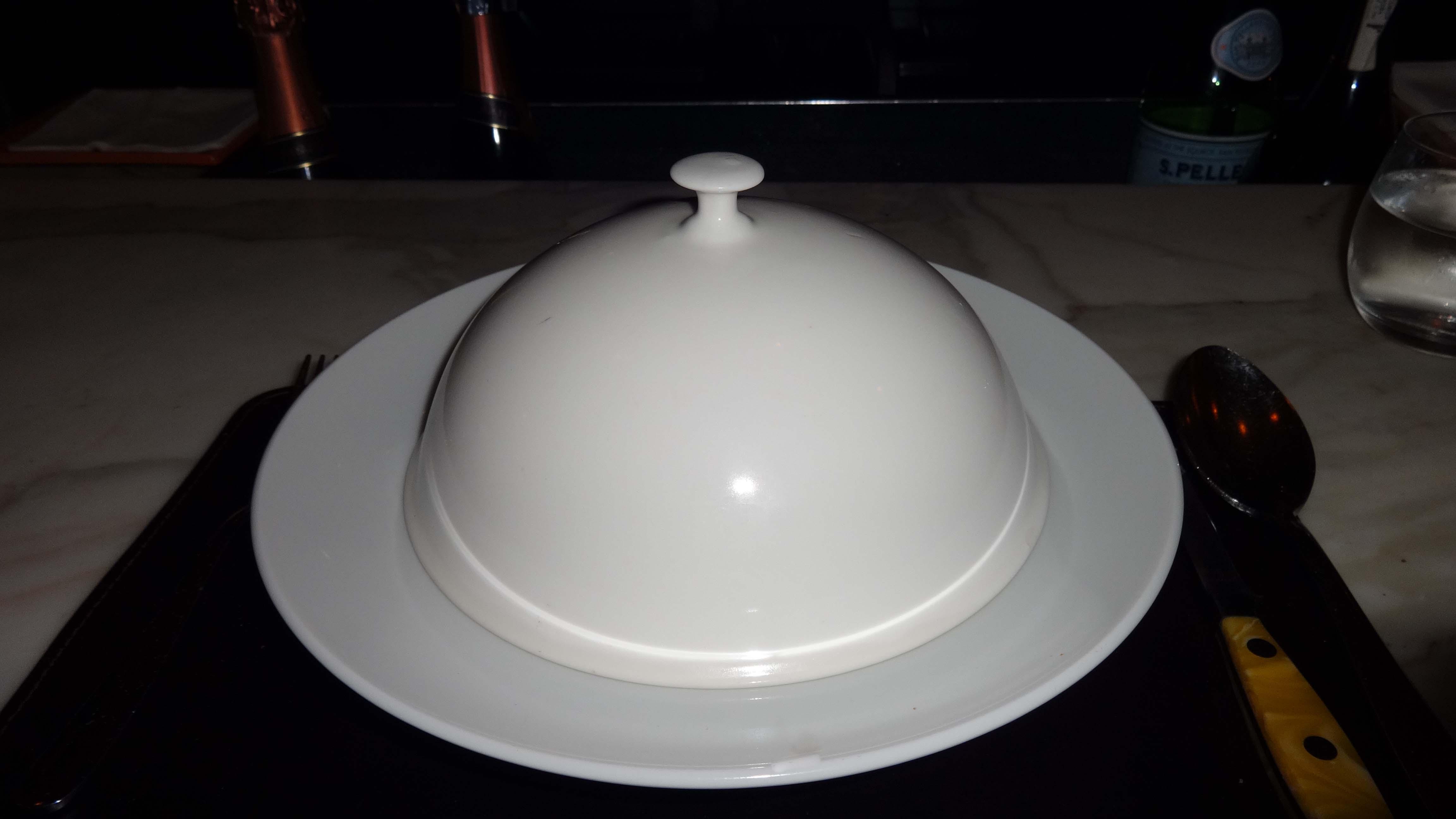 Scarpetta food dome