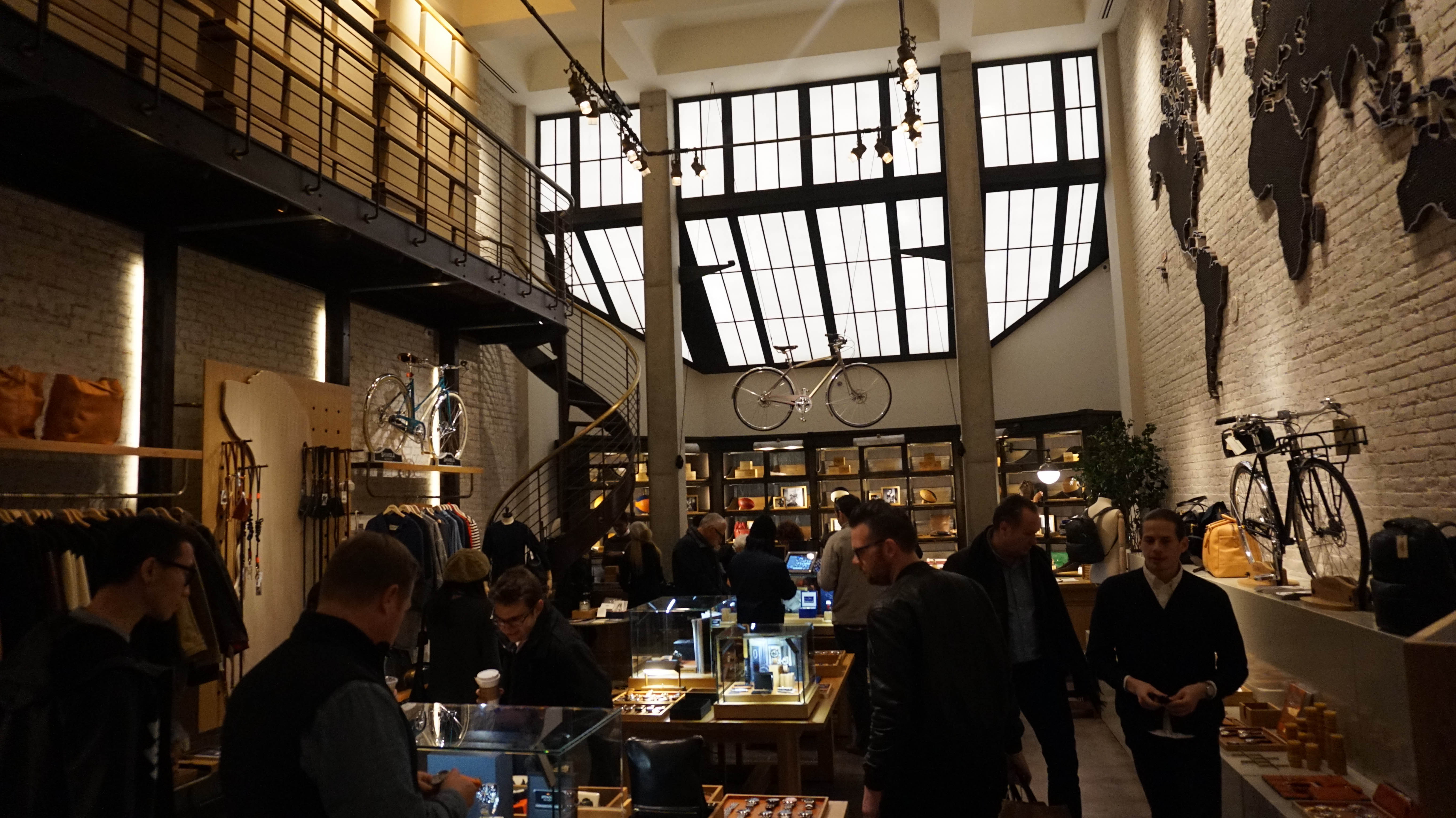 Shinola shoppers 11-8-2014