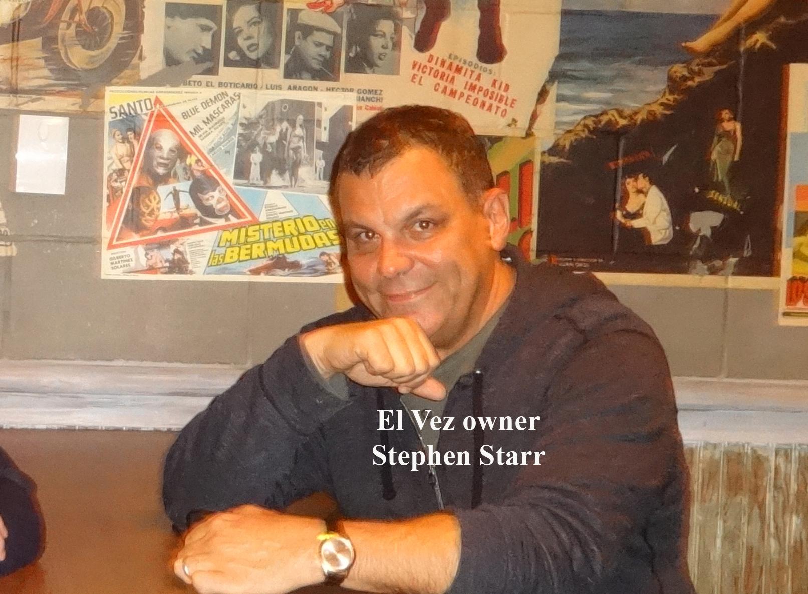 Stephen Starr