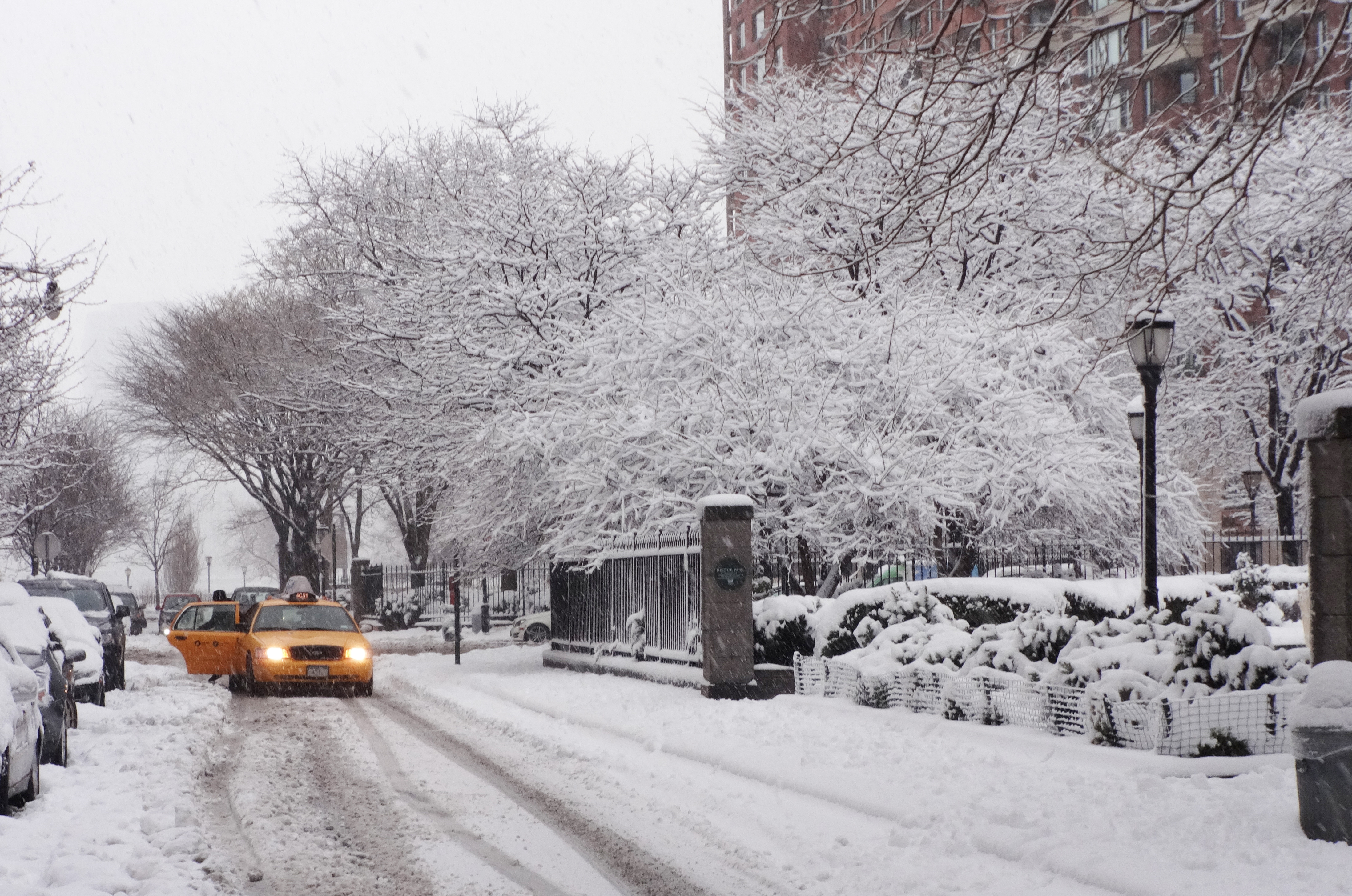 Taxi-in-snow-on-Rector-2-3-2014