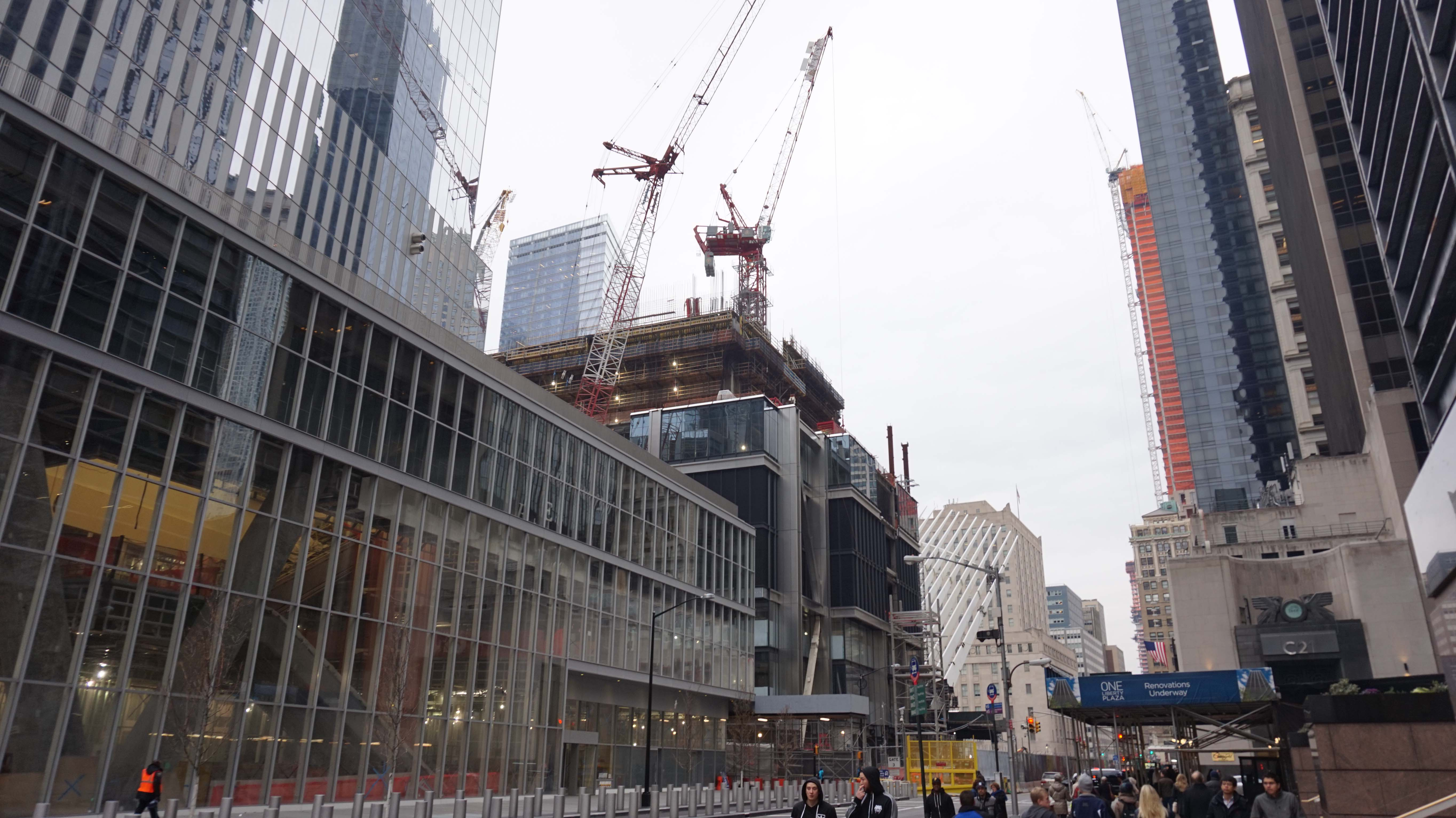 WTC Tower 3 11-30-2014