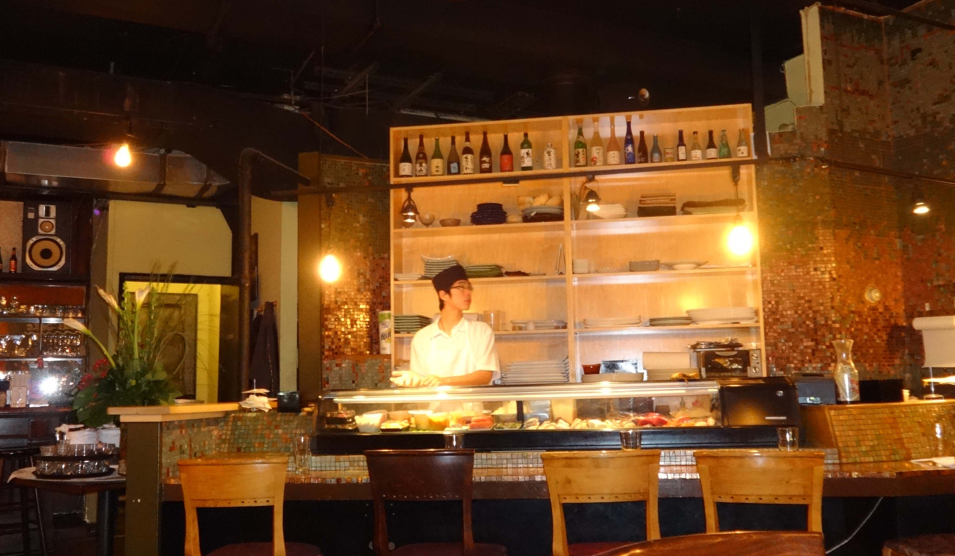 Zutto sushi bar
