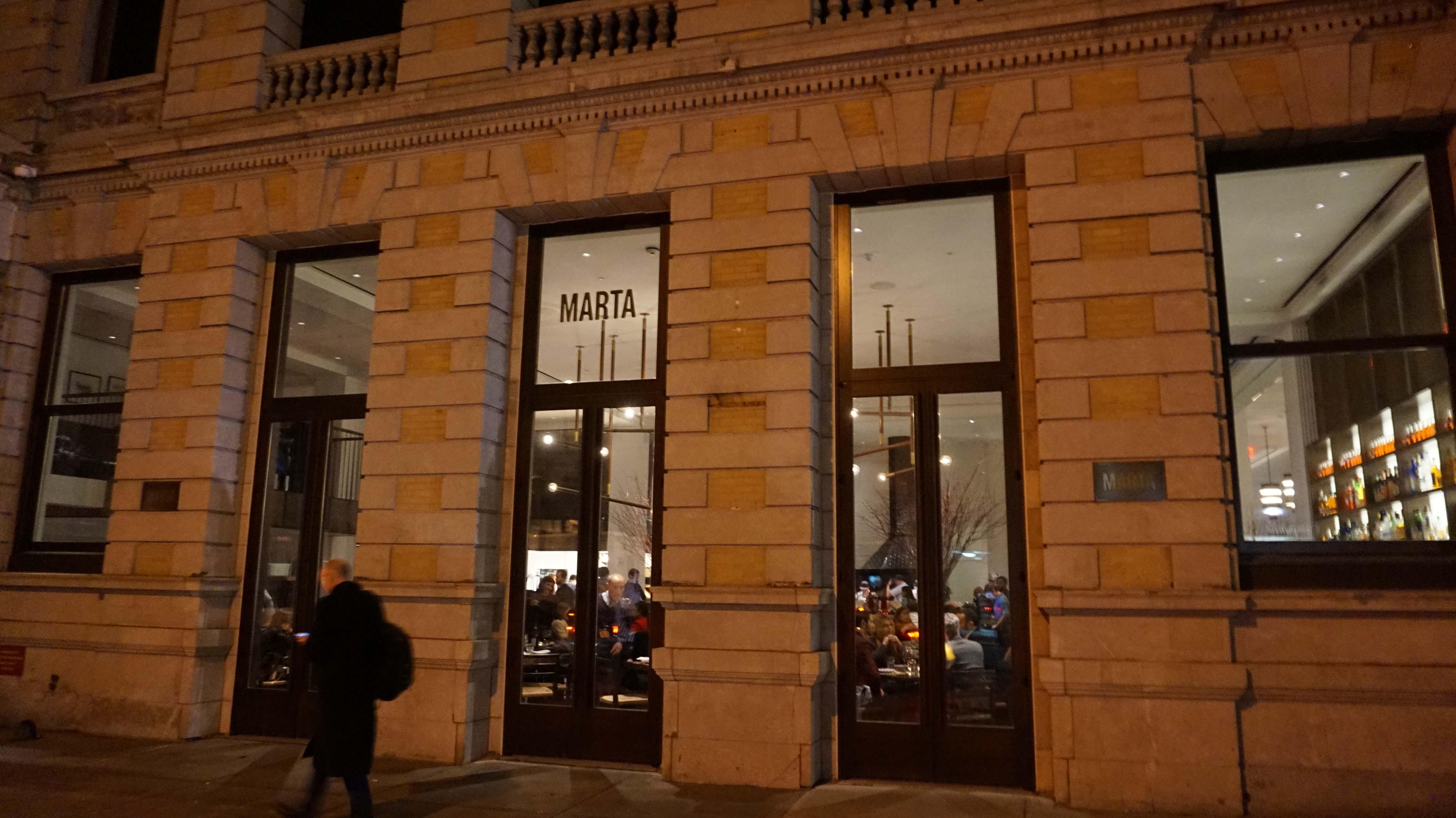 Marta exterior