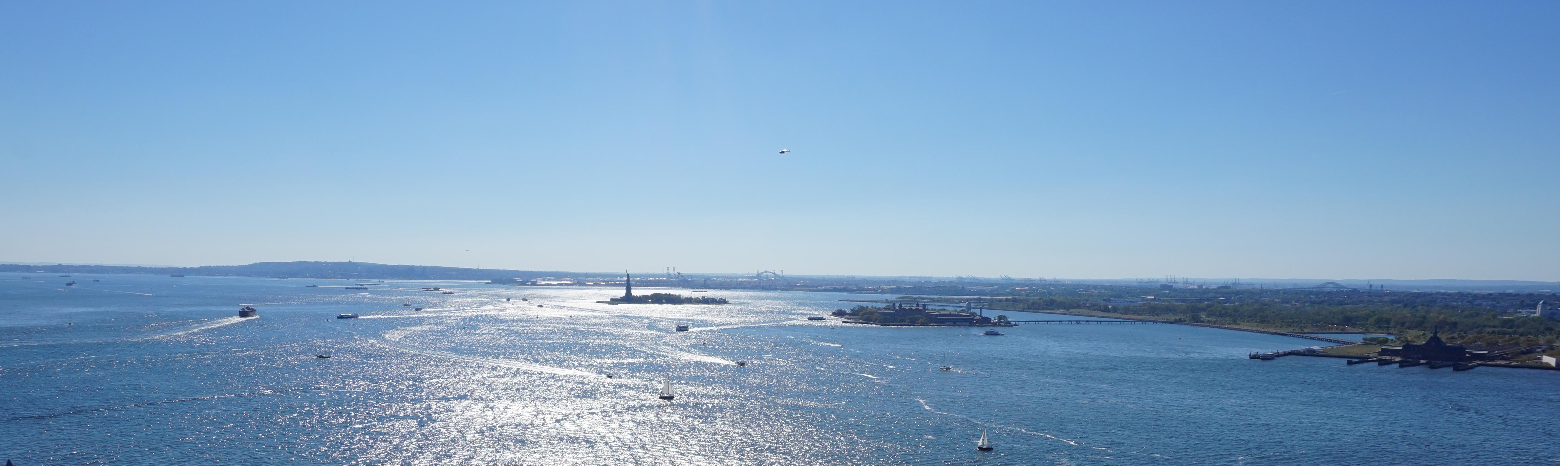 NY Harbor 9-27