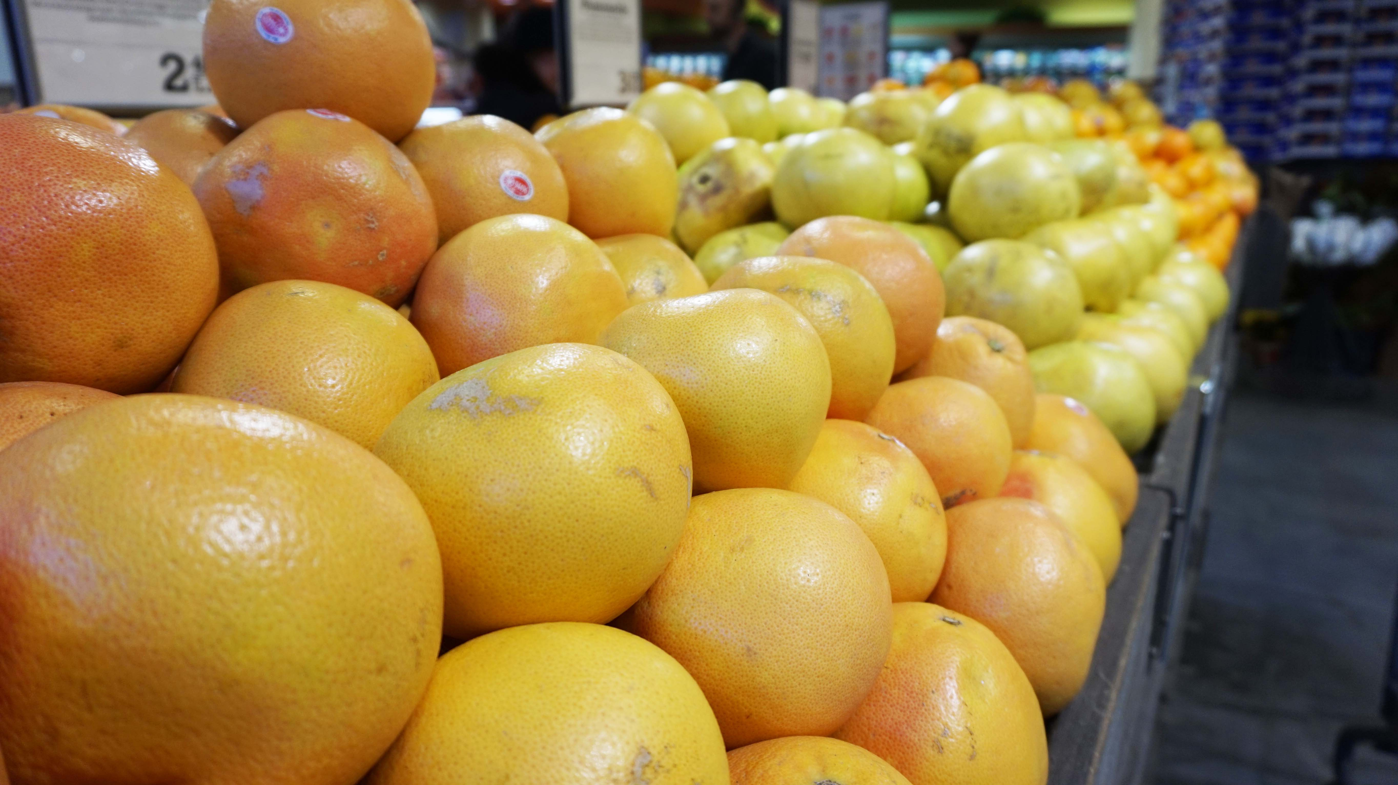 Whole Foods grapefruit