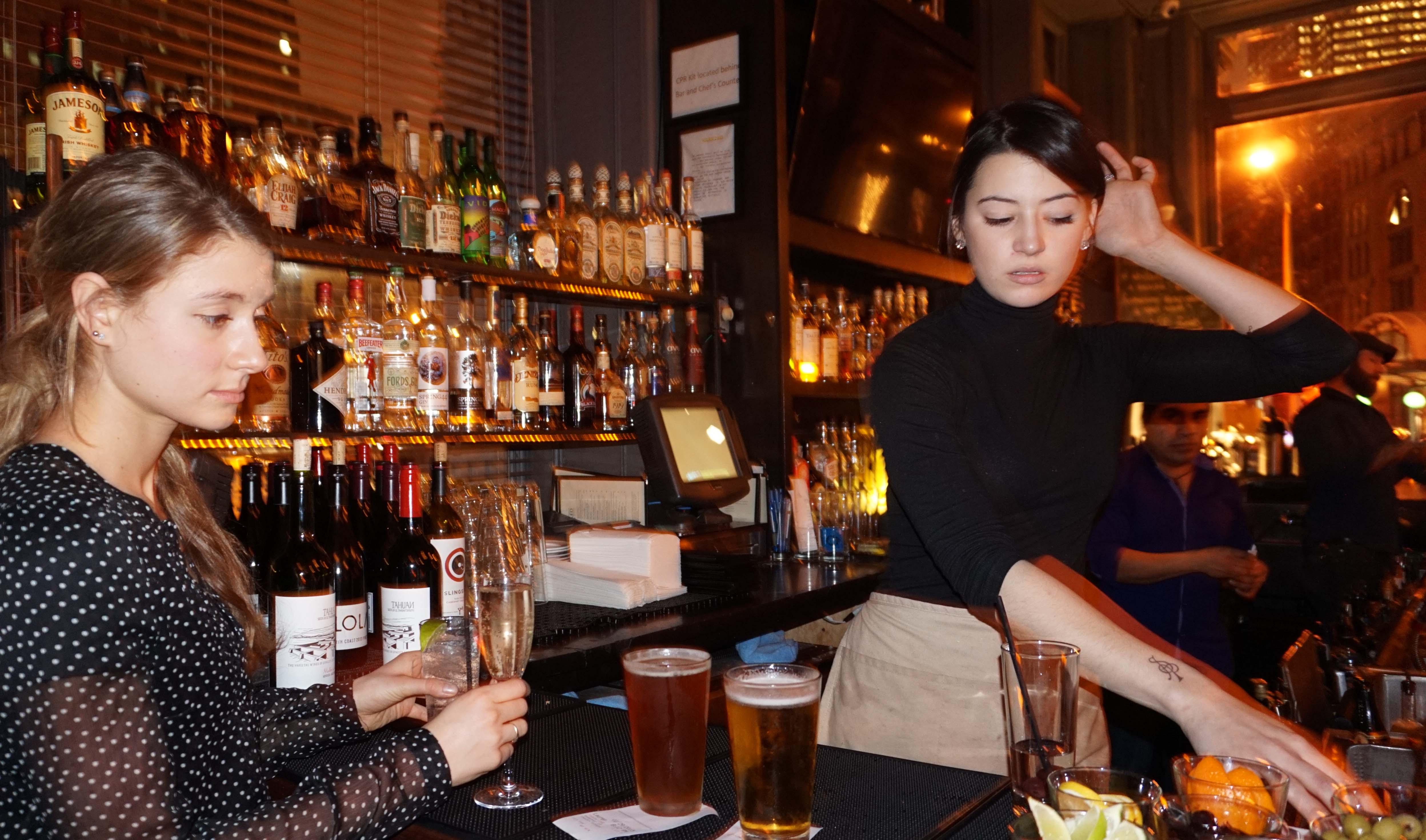 Bartender Distilled