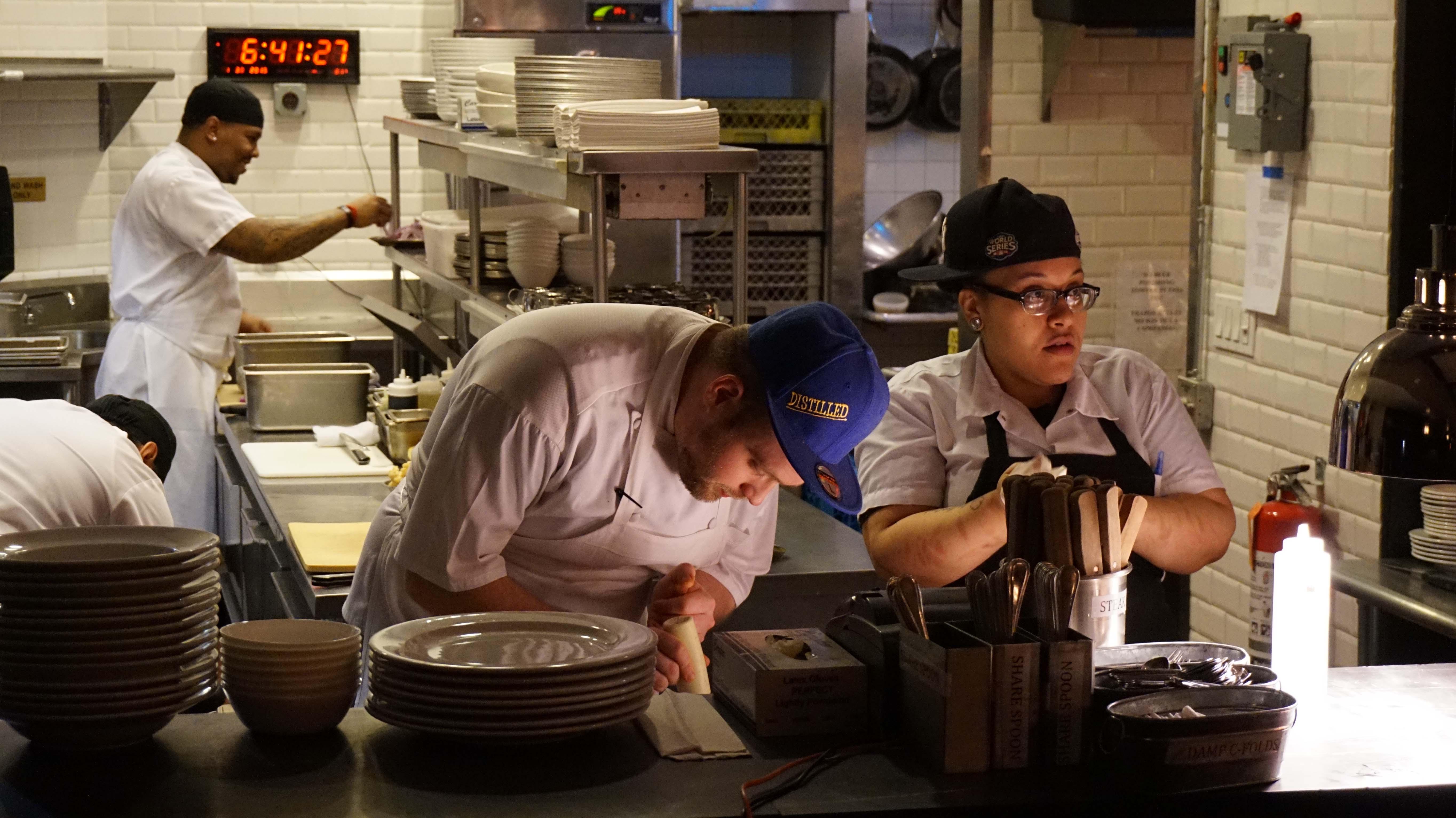 Chef Shane Lyons Distilled 2