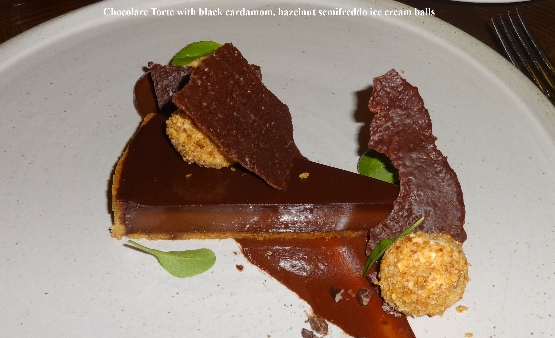Chocolate torte Batard