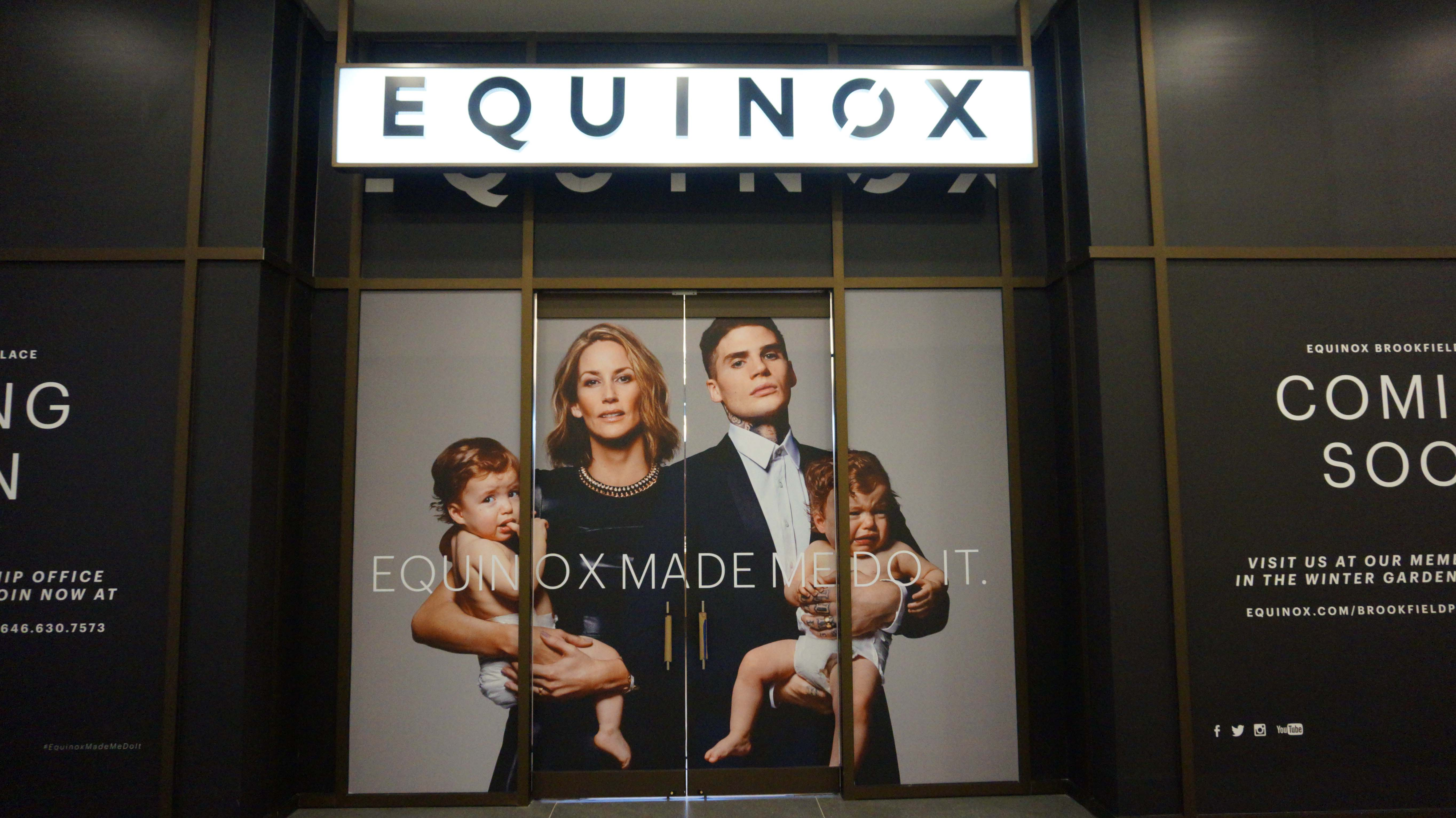 Review equinox gym in brookfield place batterypark tv we inform