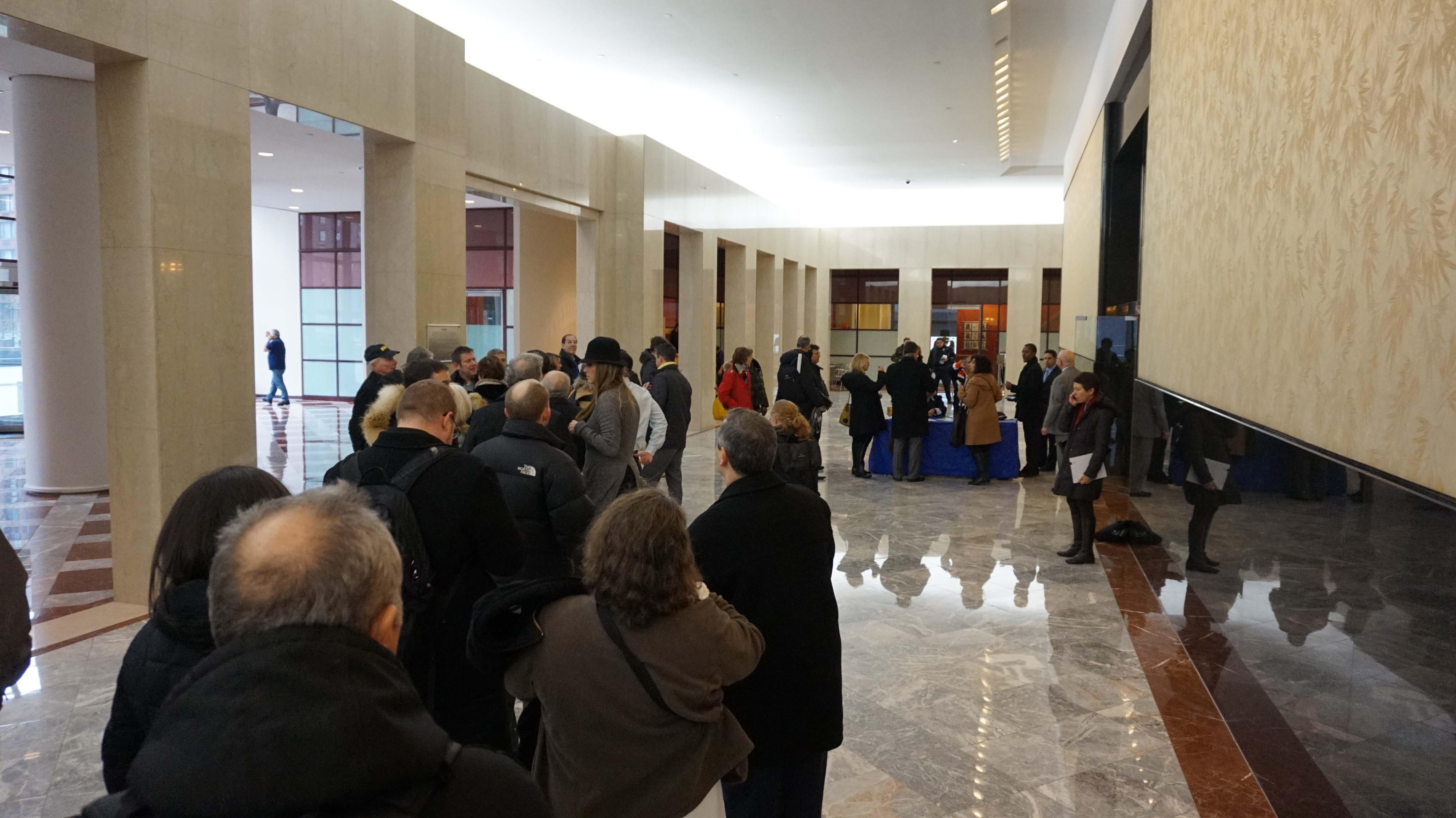 Long lines to BPCA marina meeting 1-22-2015