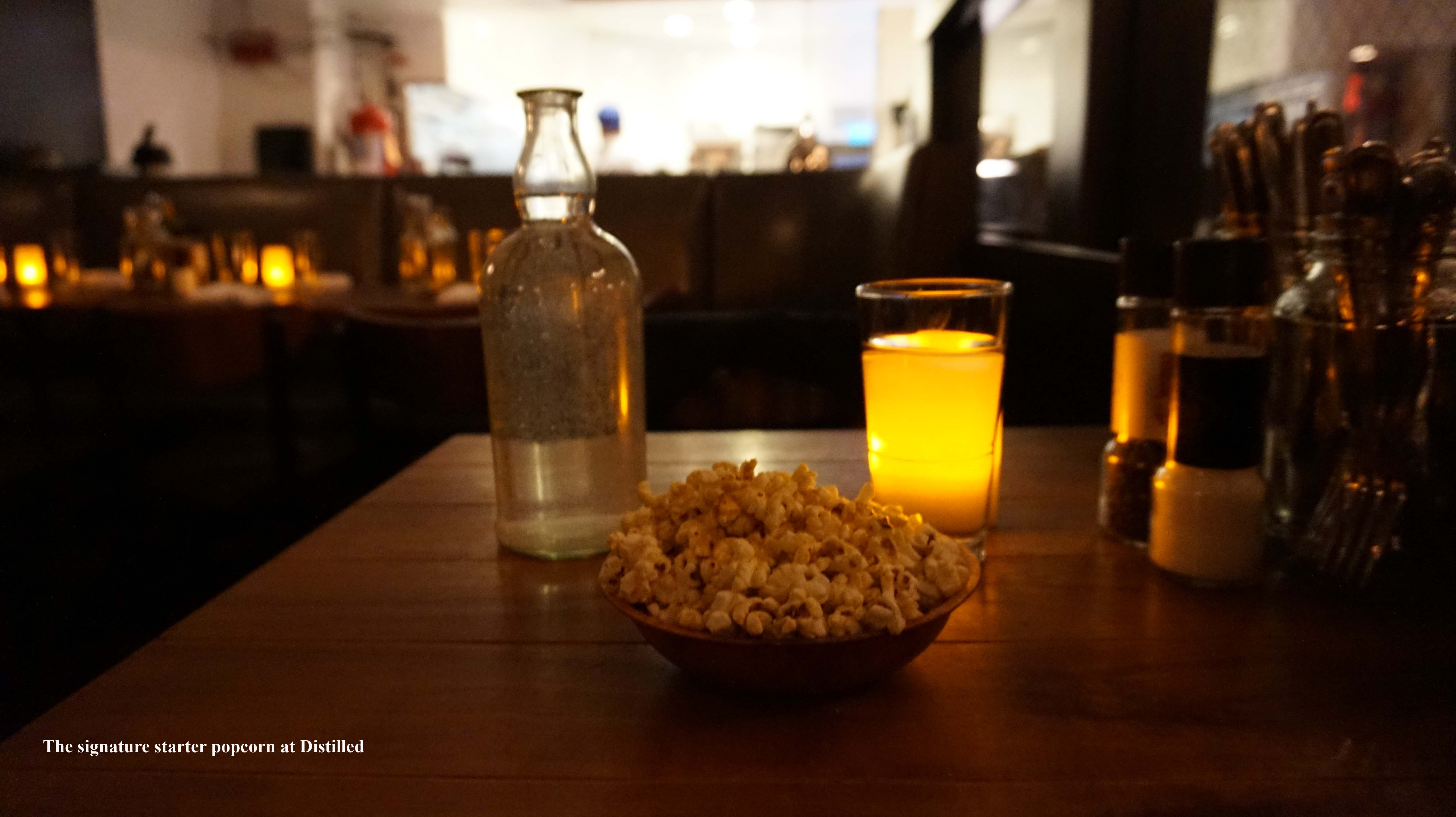 Popcorn Distilled