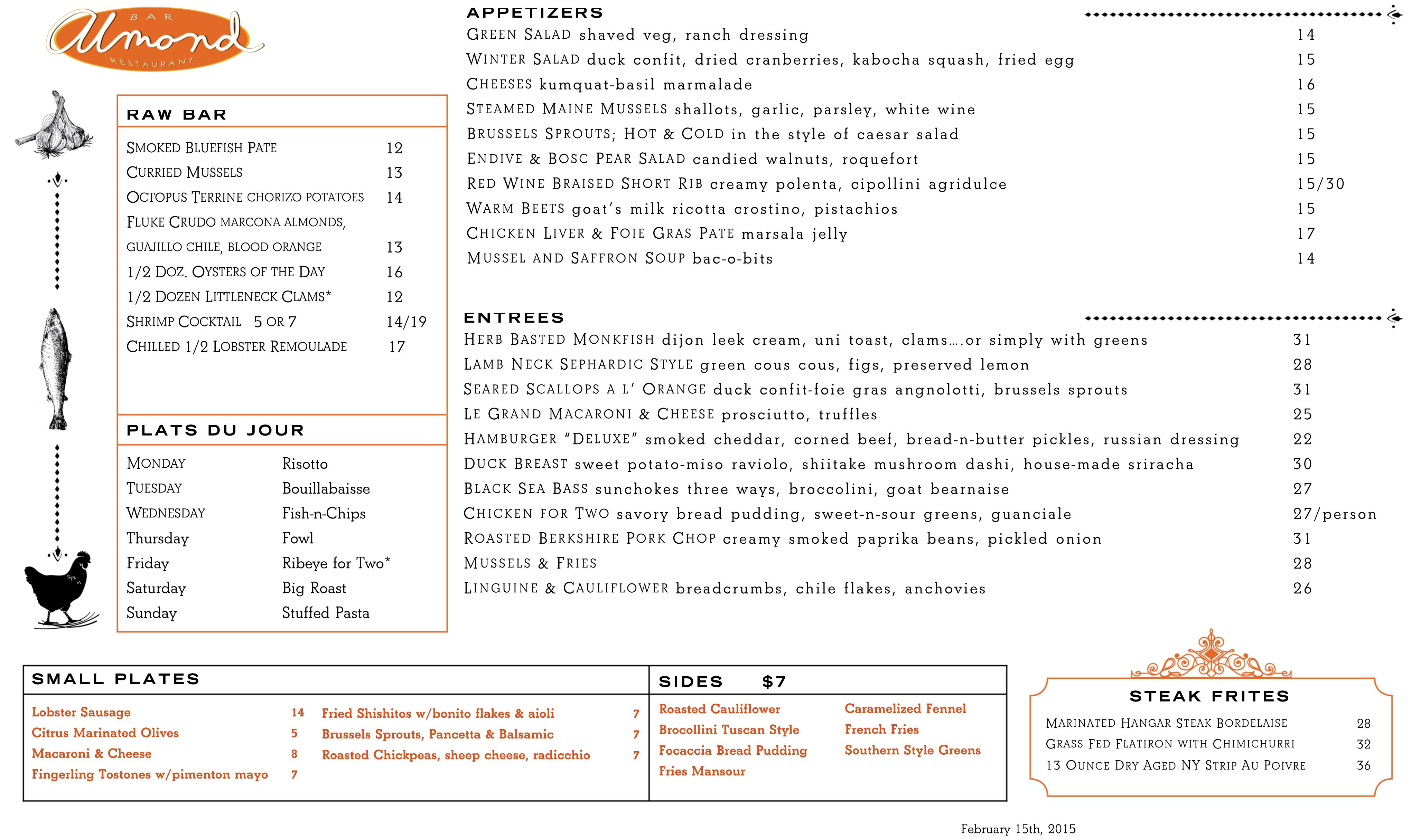 Microsoft Word - DinnerMenu.doc