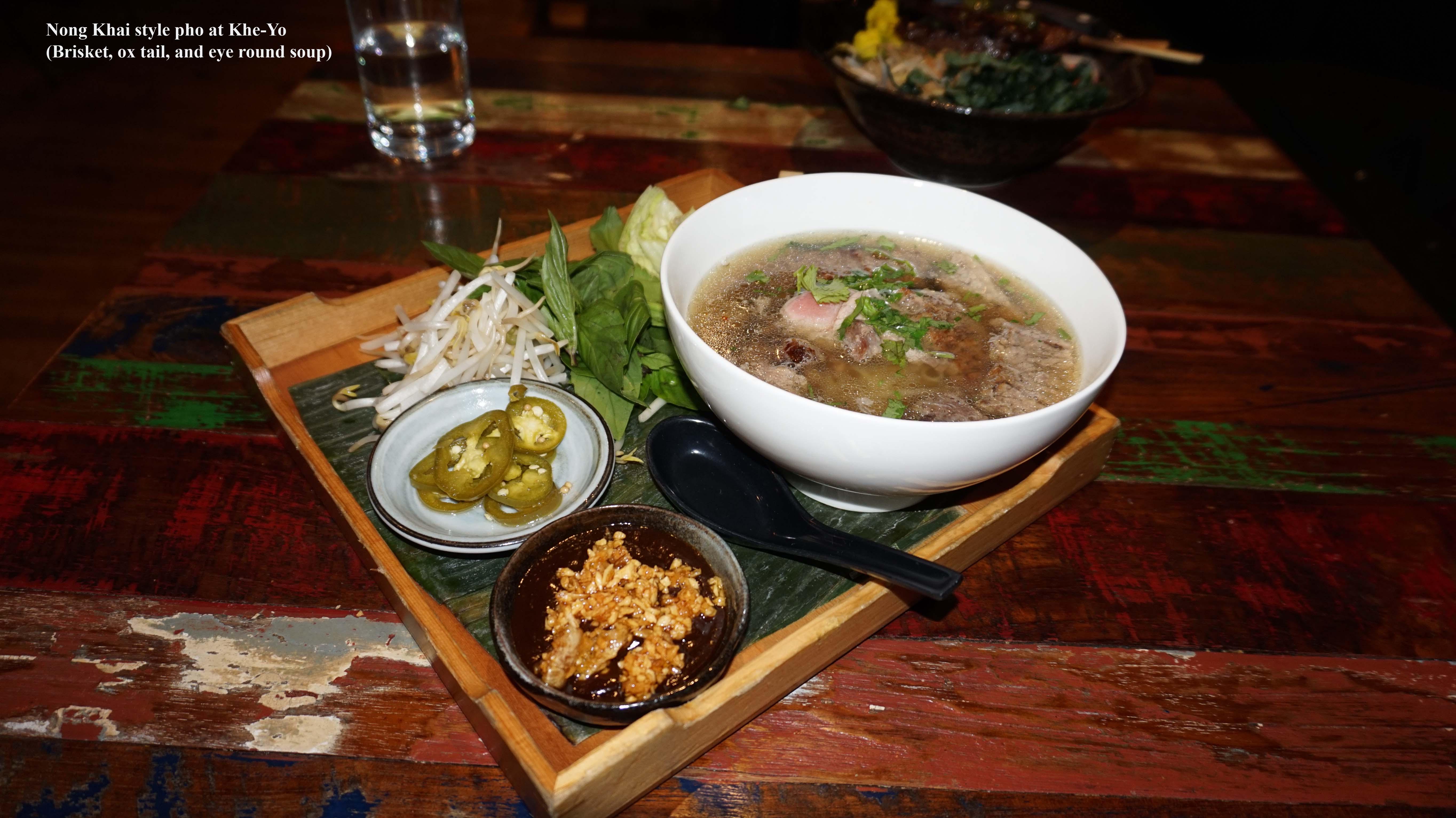 Beef soup Khw Yo