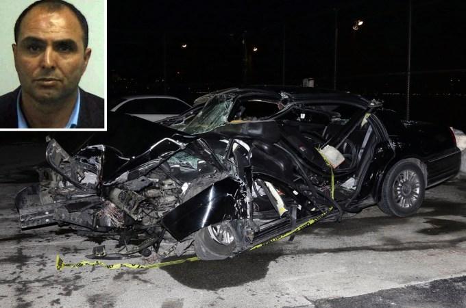 Bob Simon crash and driver