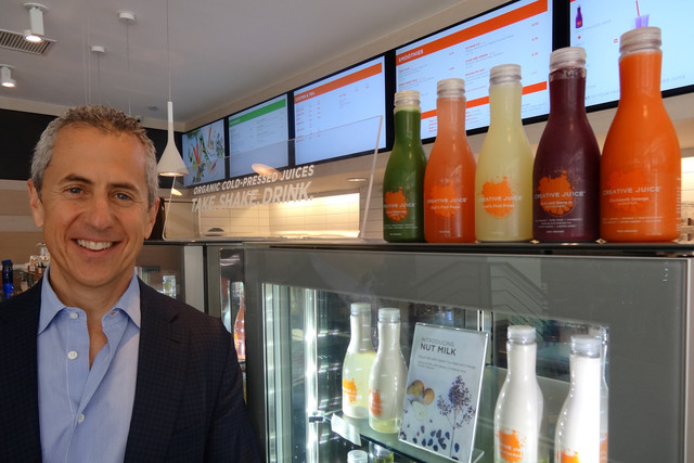 Danny Meyer Creative Juice