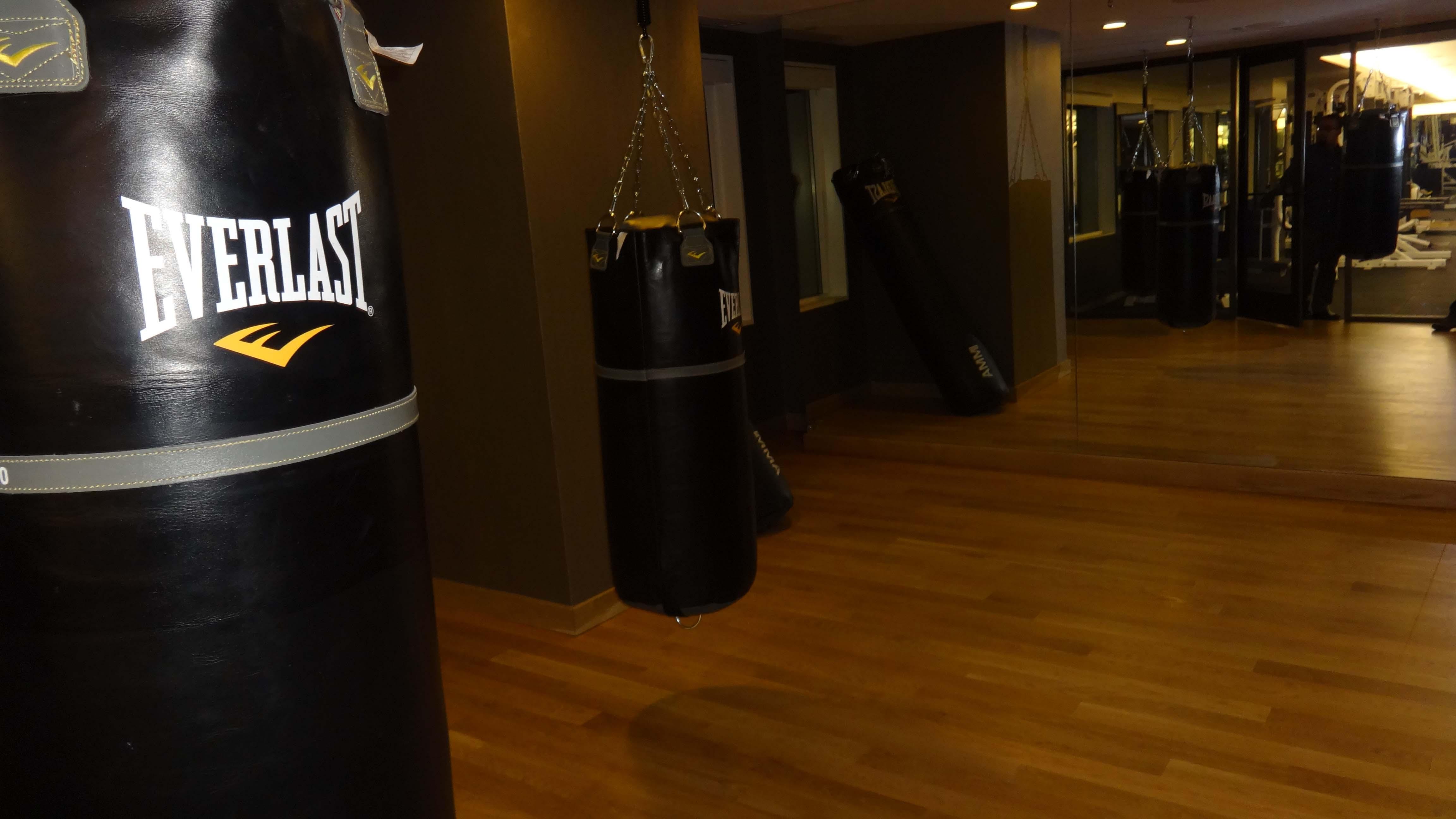 Equinox boxing