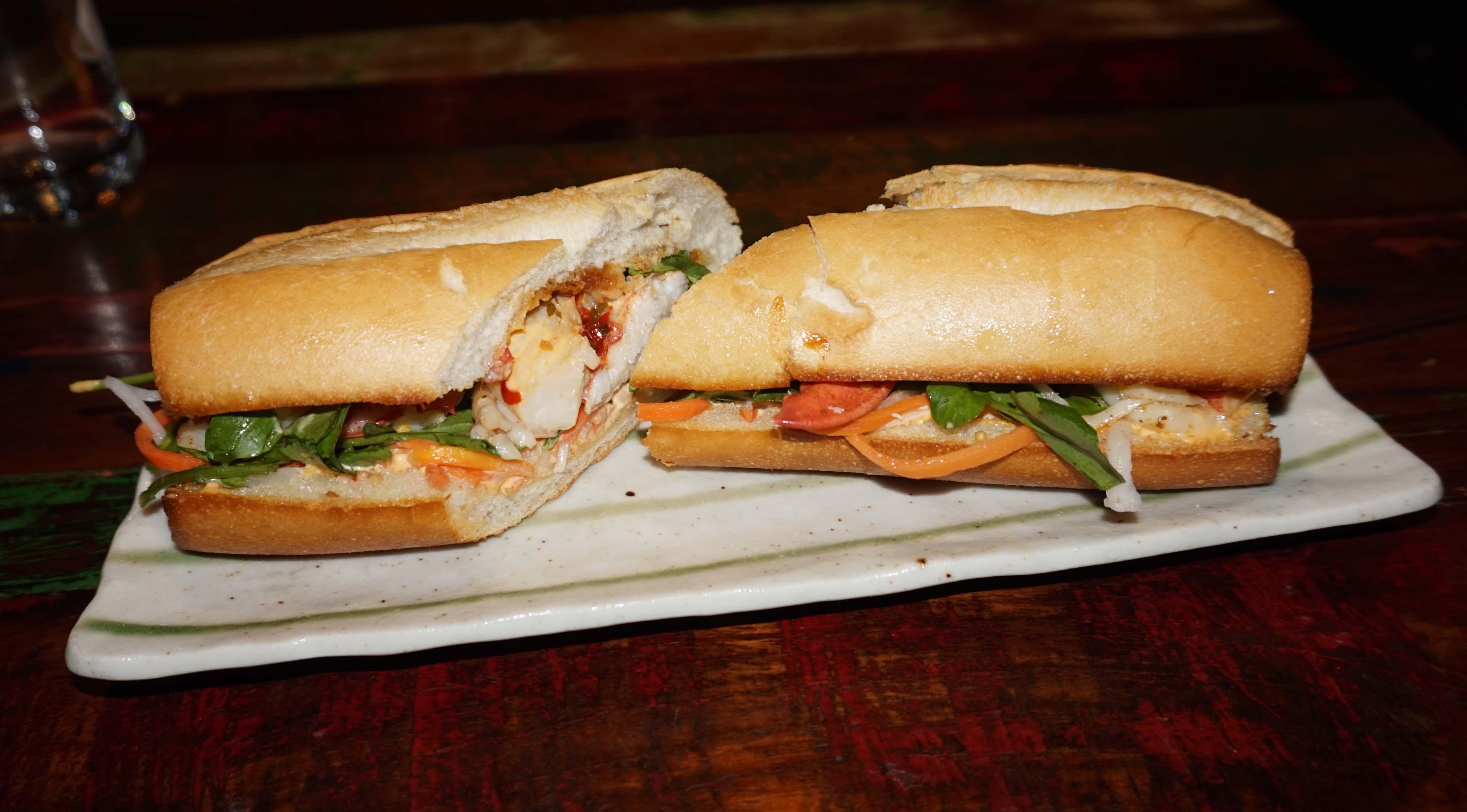 Lobster sandwich Khe Yo 2