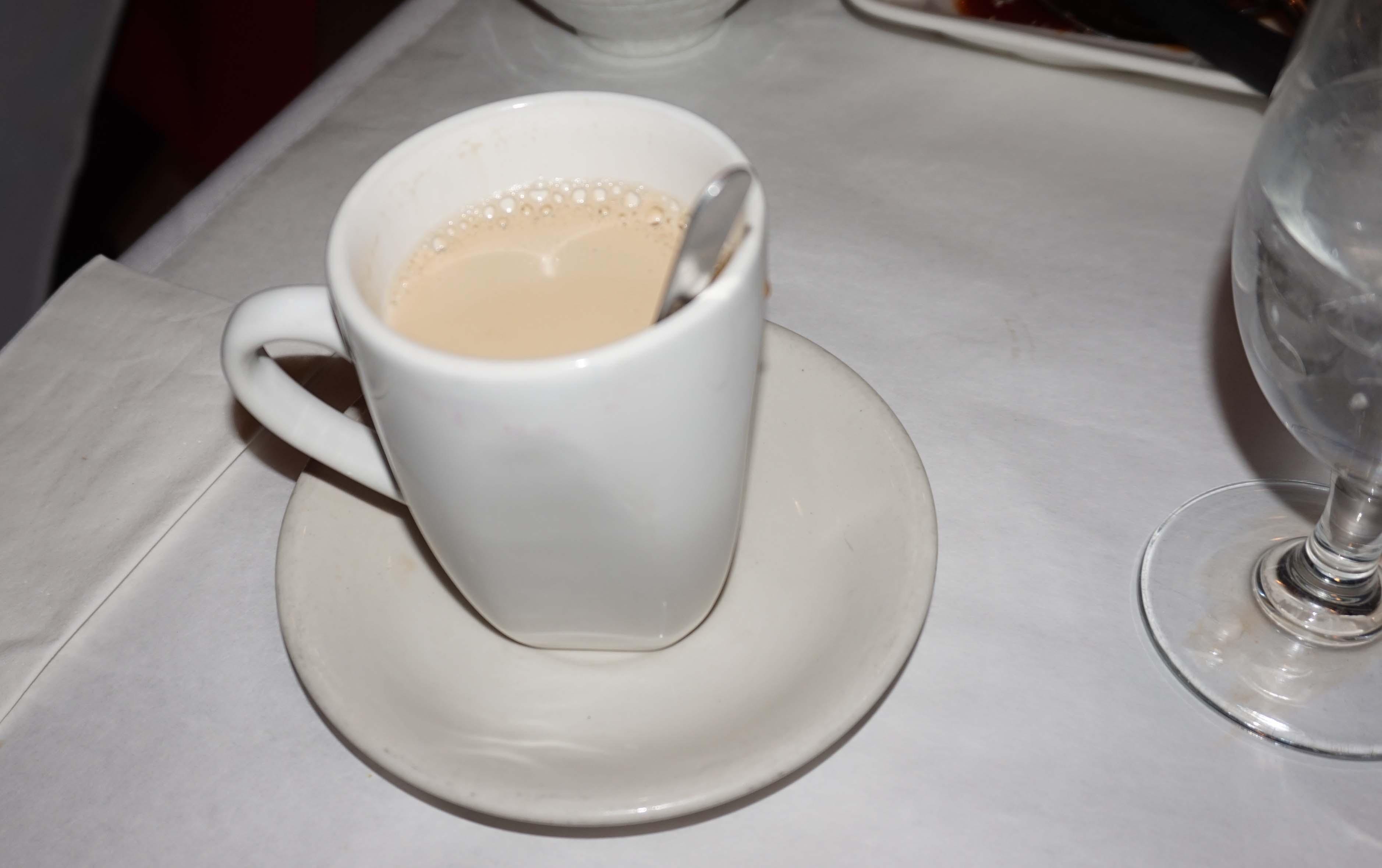 Malaysian Kitchen milk tea