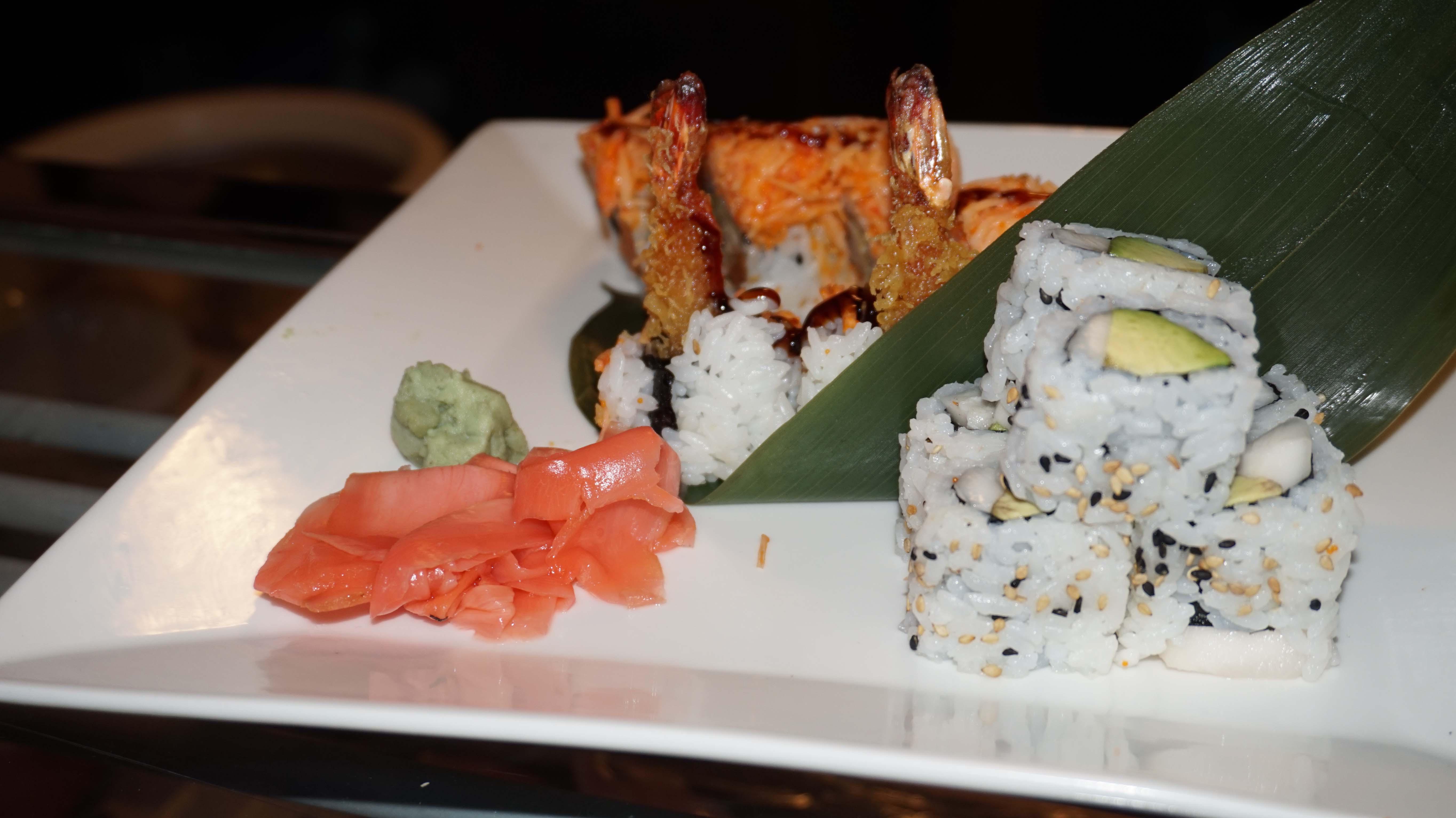 Malaysian Kitchen sushi