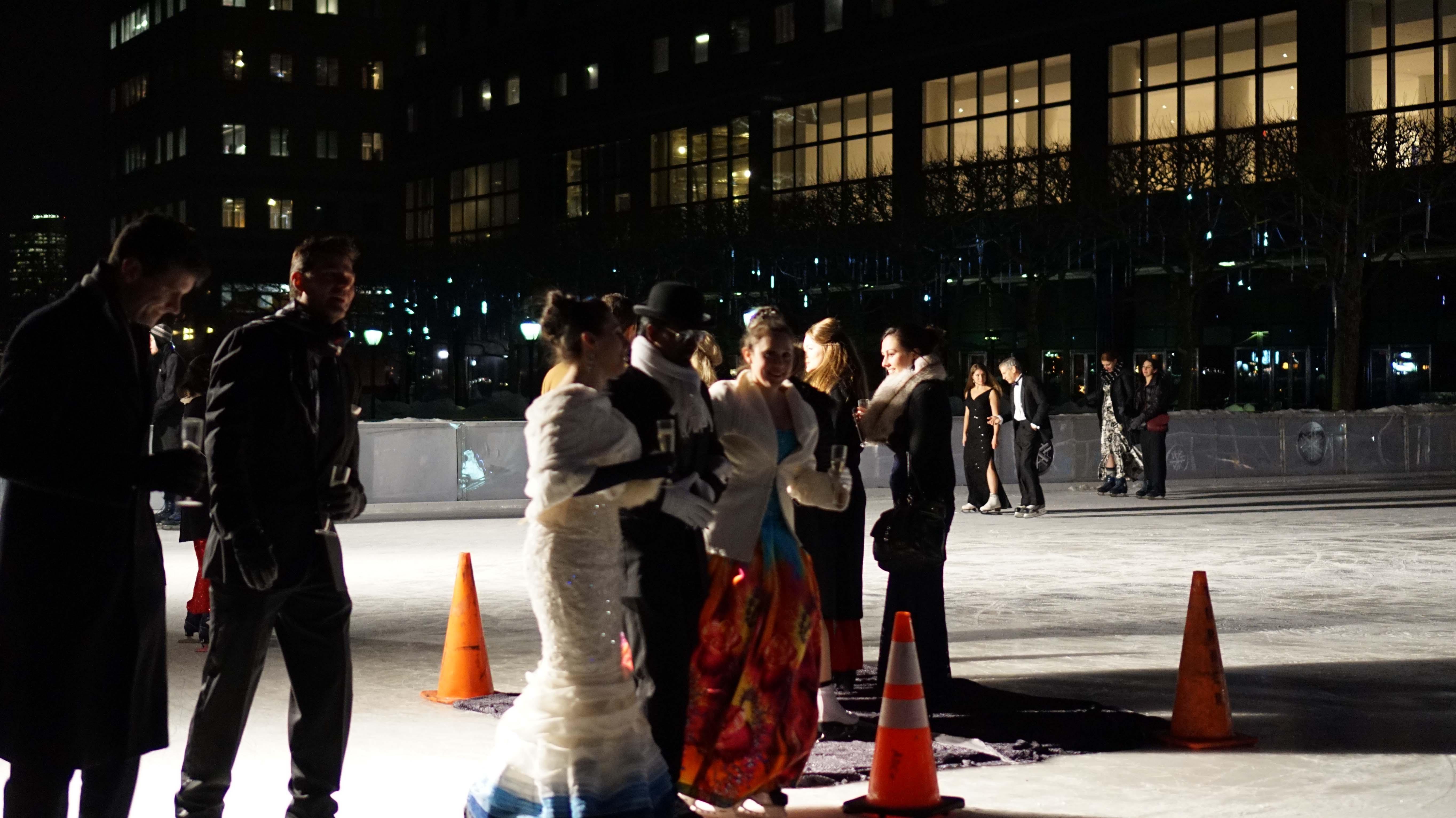 Moet ice skating 1