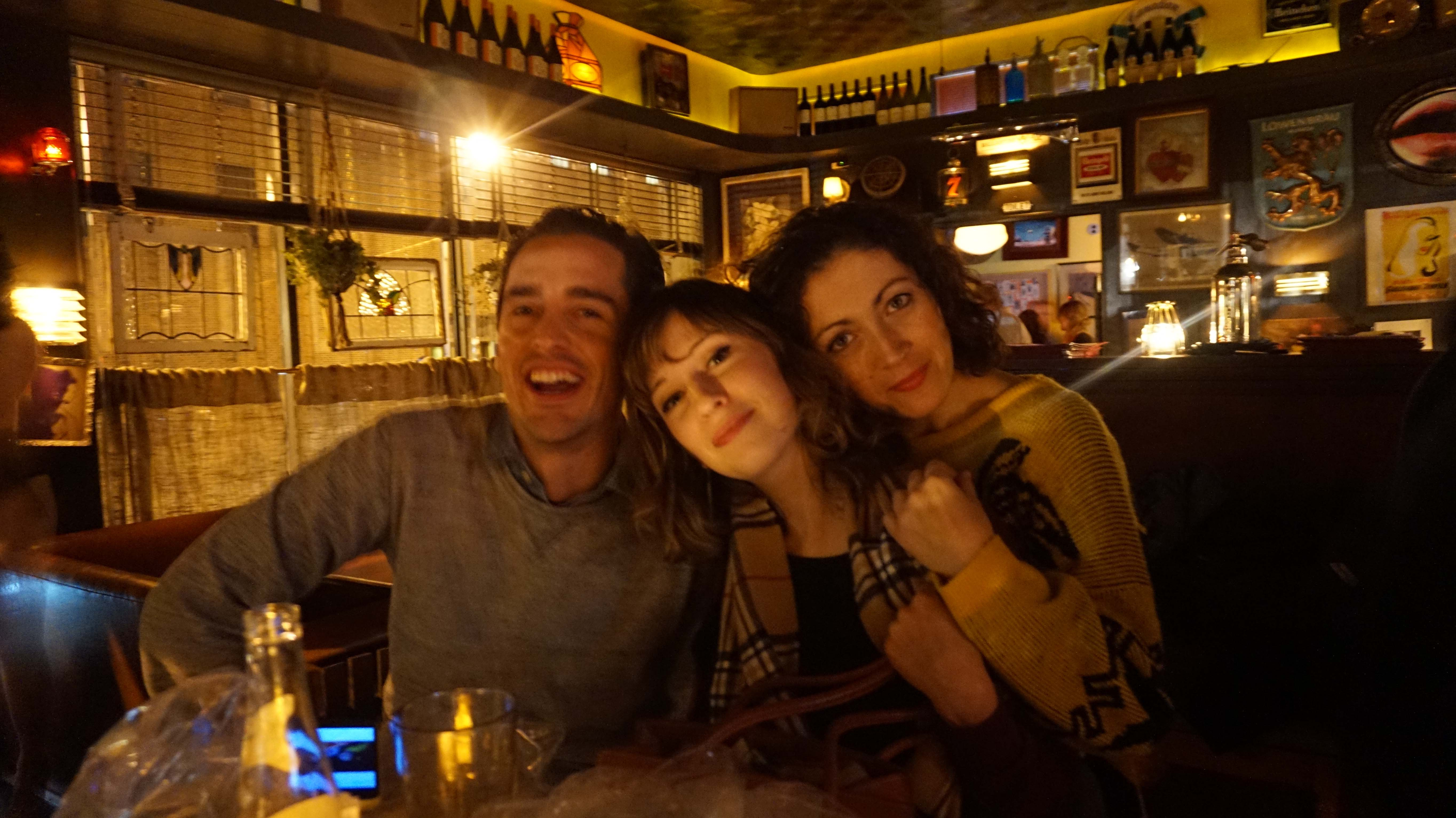 three at Belle reve