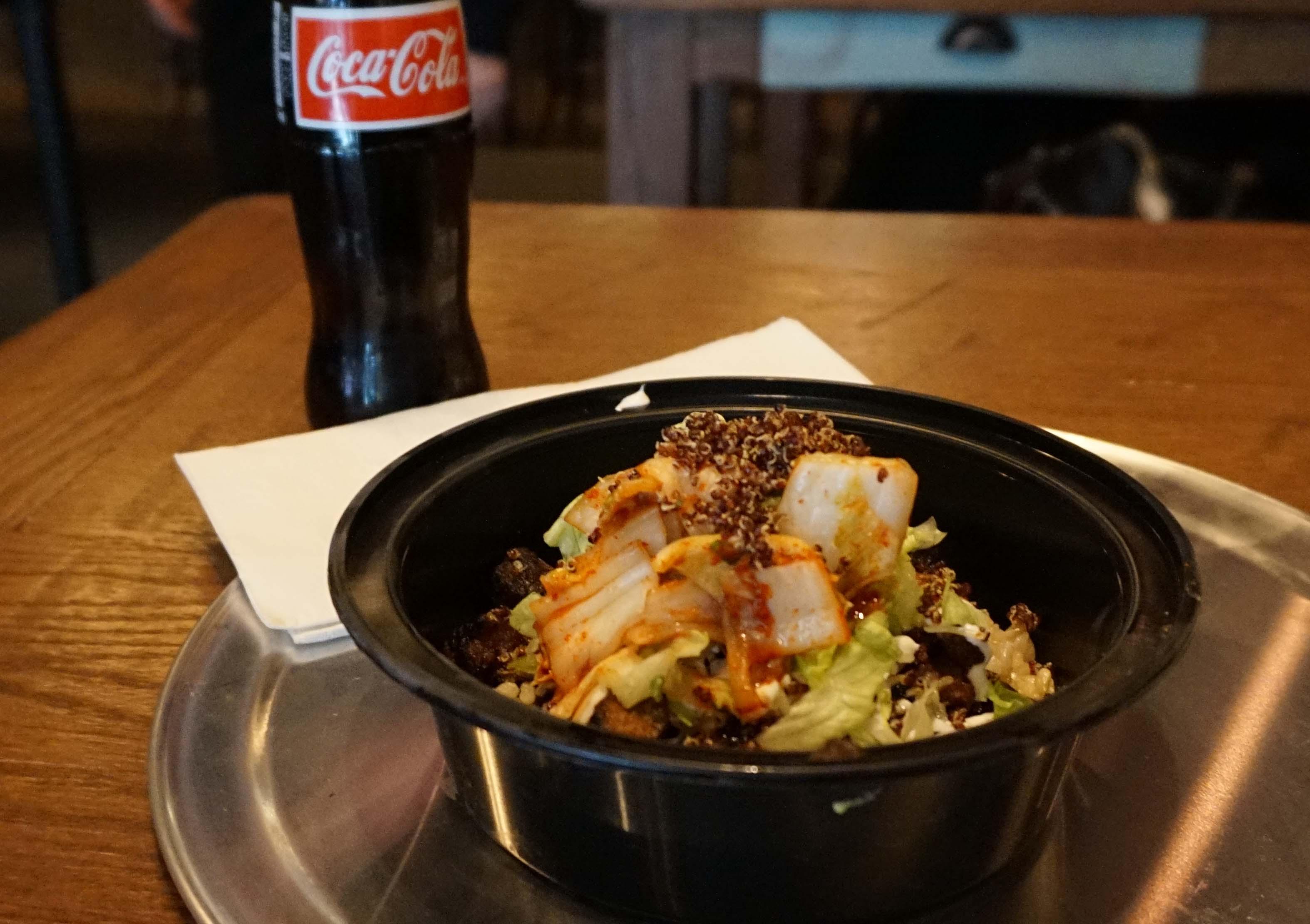 El Vez burrito bowl