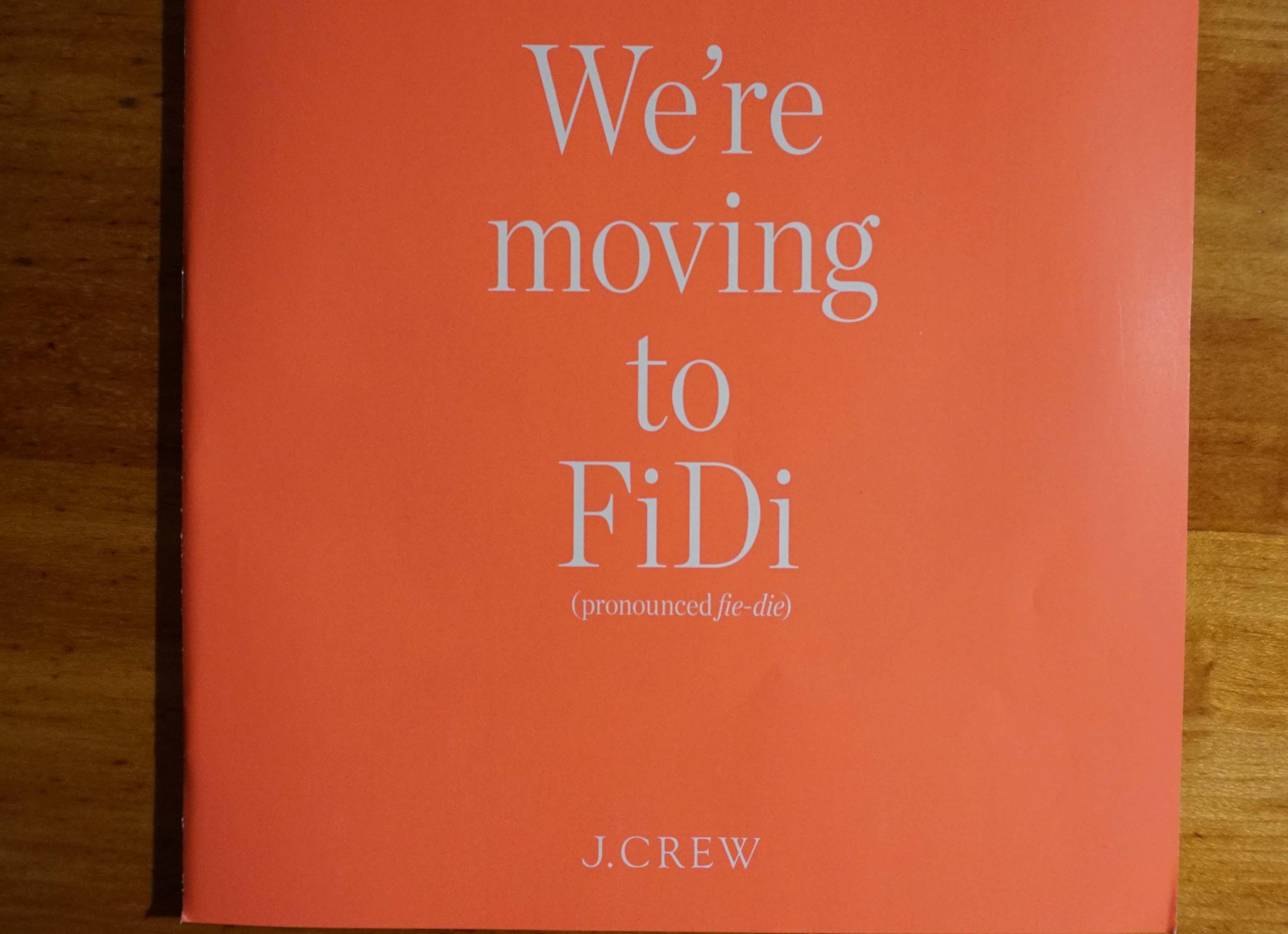 J Crew FiDi ad
