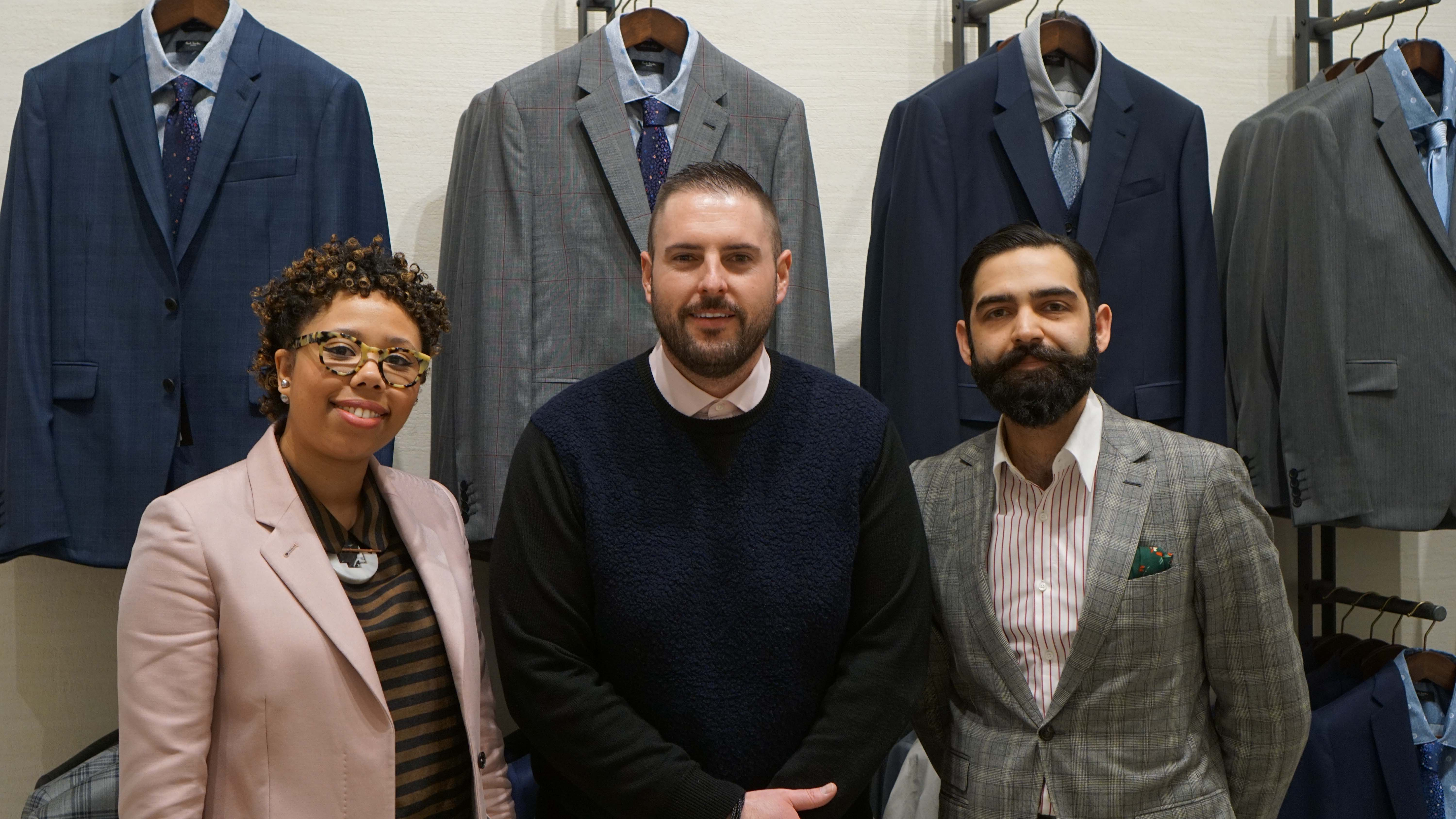 Paul Smith managers