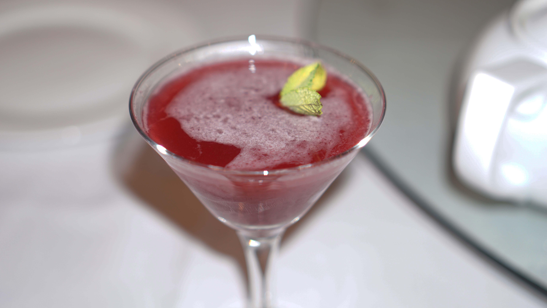 St George Amelia Vodka Blackberry Puree St Germain elderflower liqueur lemon juice