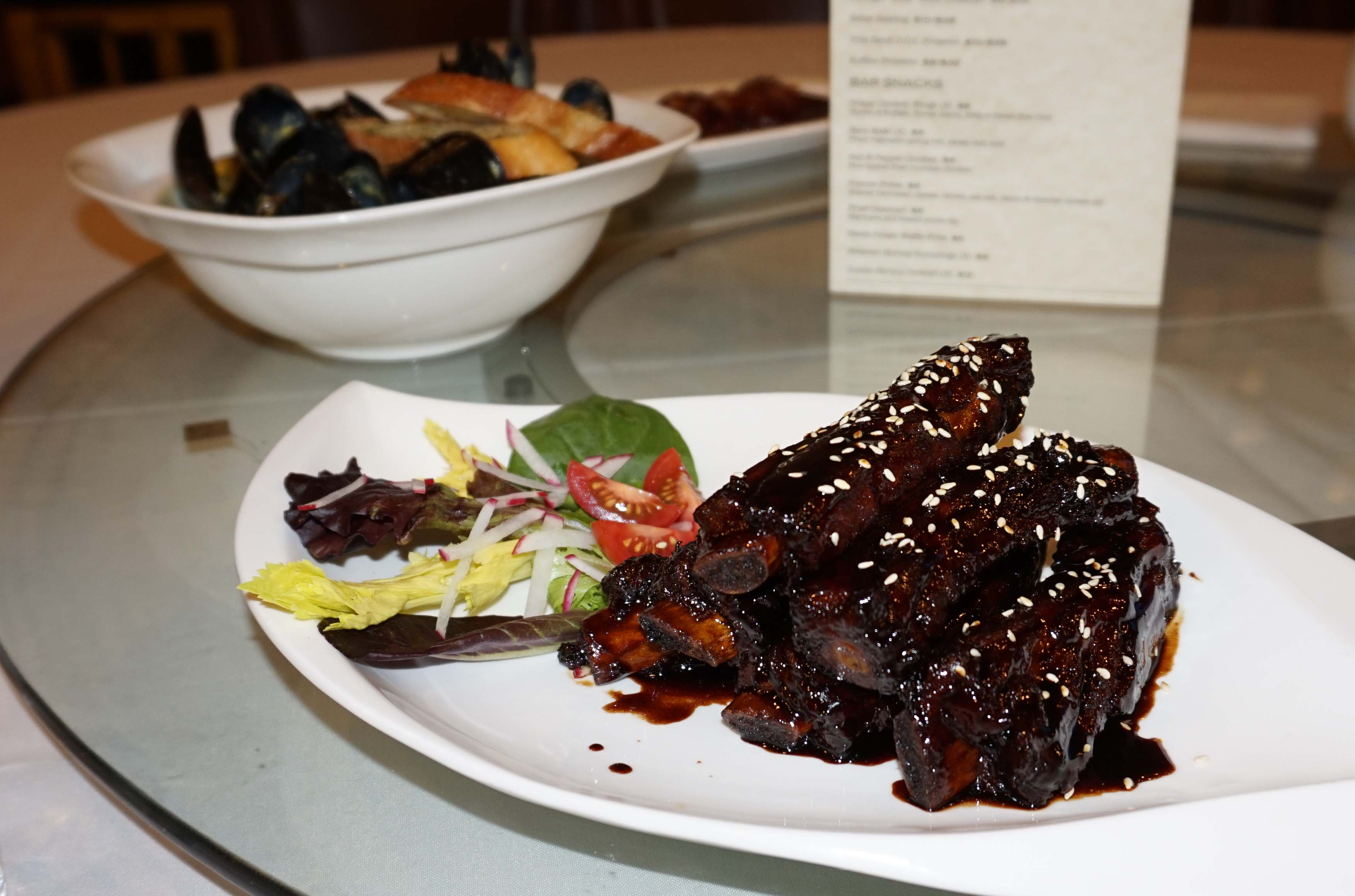 St George WuXi Spare Ribs