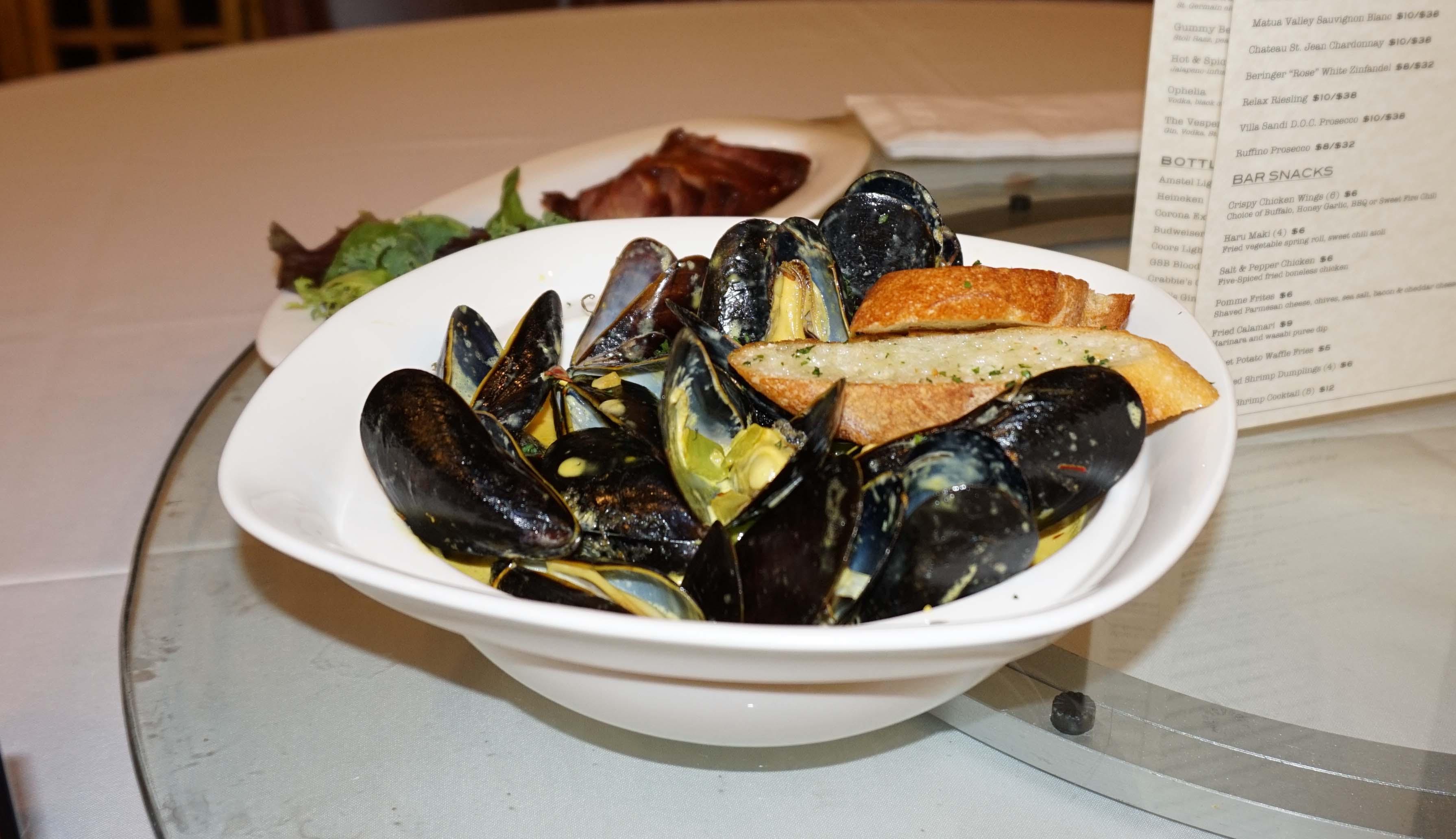 St George mussles