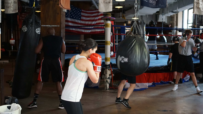 Trinity boxing inside 2