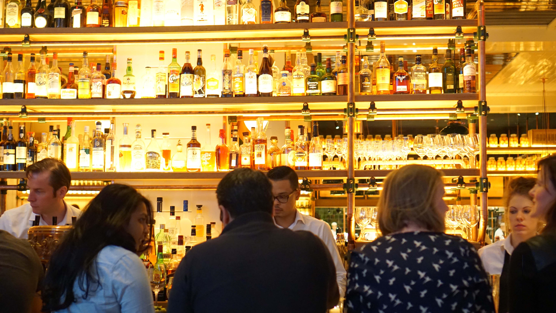 Upland bar