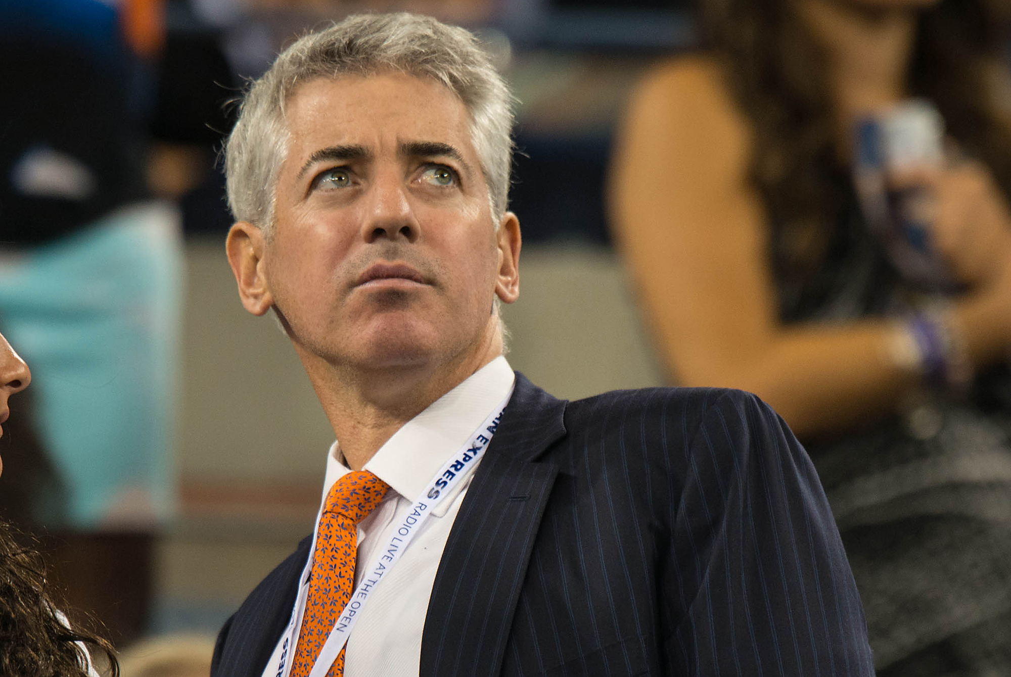 Bill Ackman Bill Ackman loses all his profits for 2015 in one month